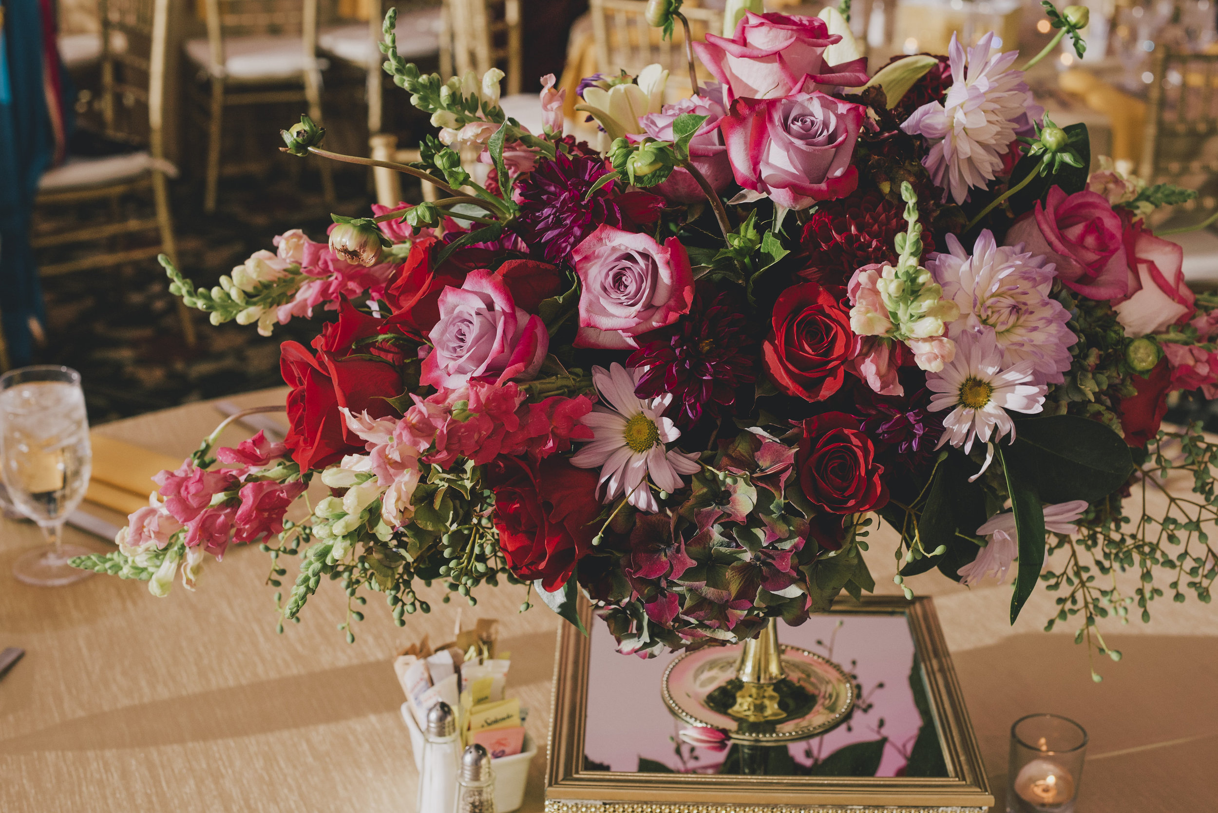 Beautiful centerpiece inspiration
