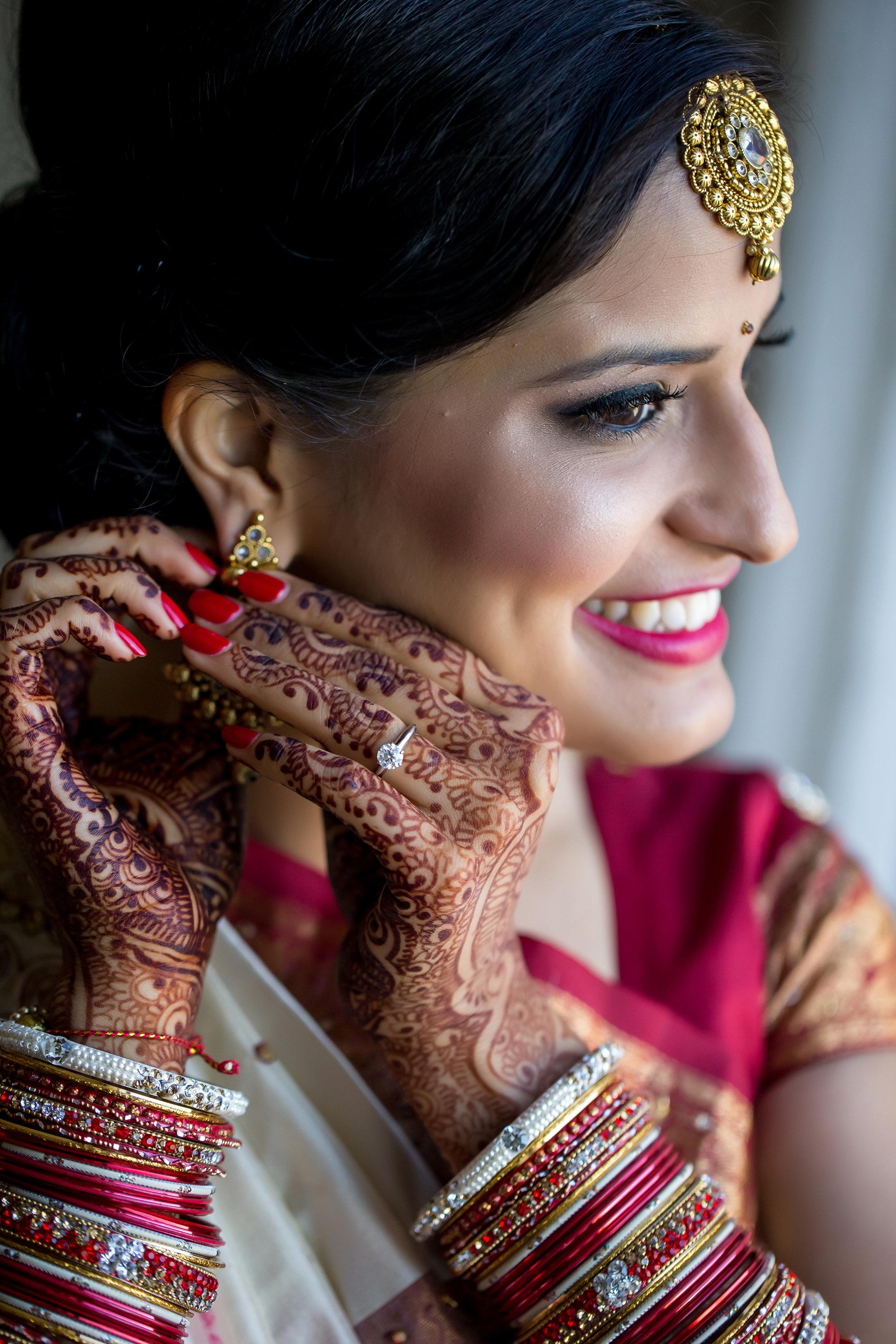 The Radiant Bride