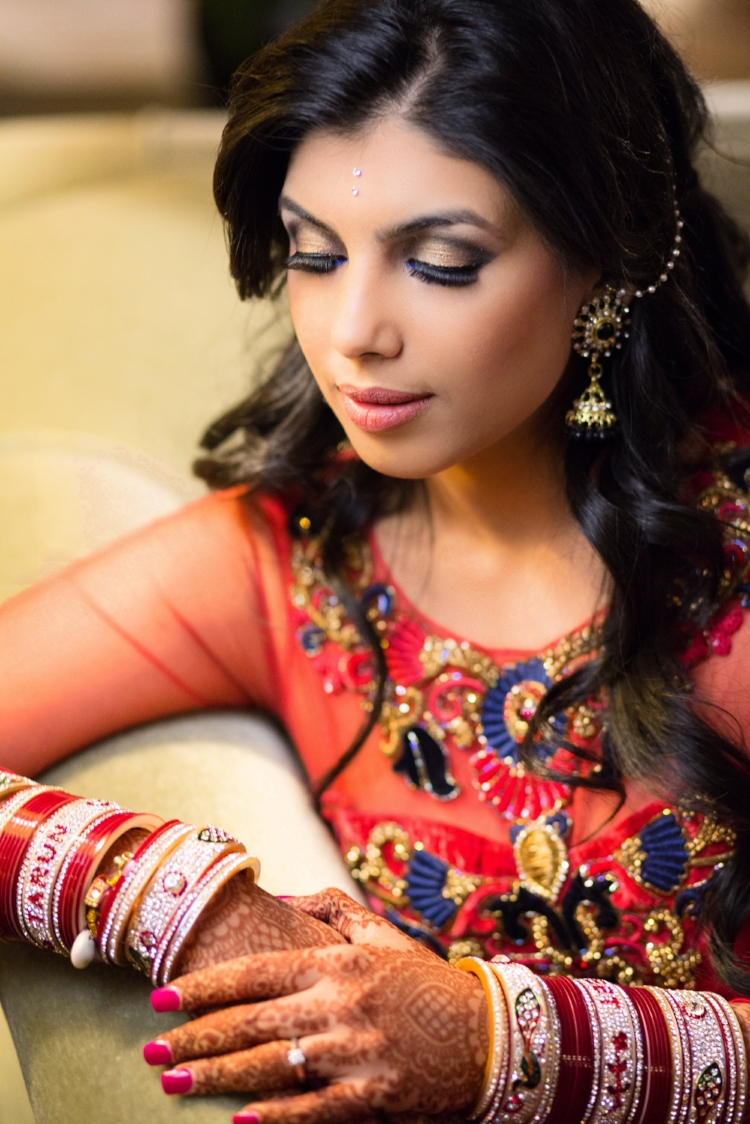 Beautiful bridal looks from M-Sutra Bride
