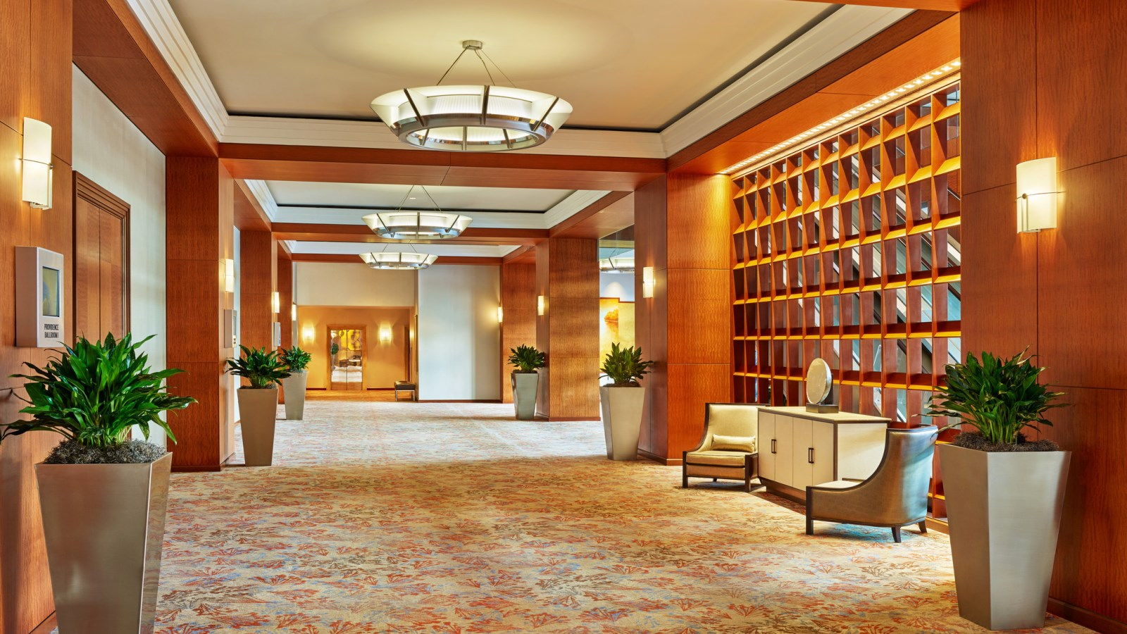 The Providence Foyer