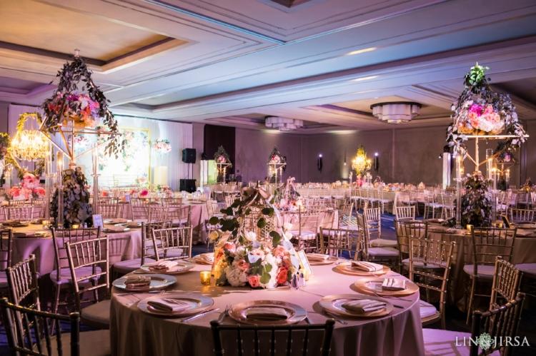 Custom Wedding Table Decor