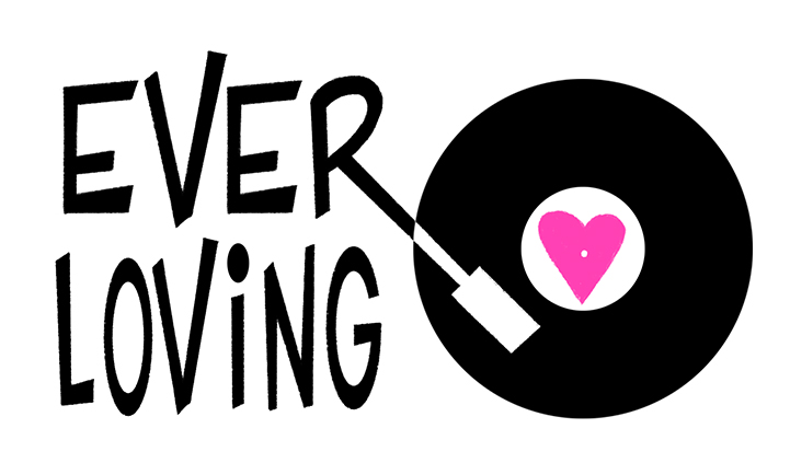 Everloving logo I redesigned.