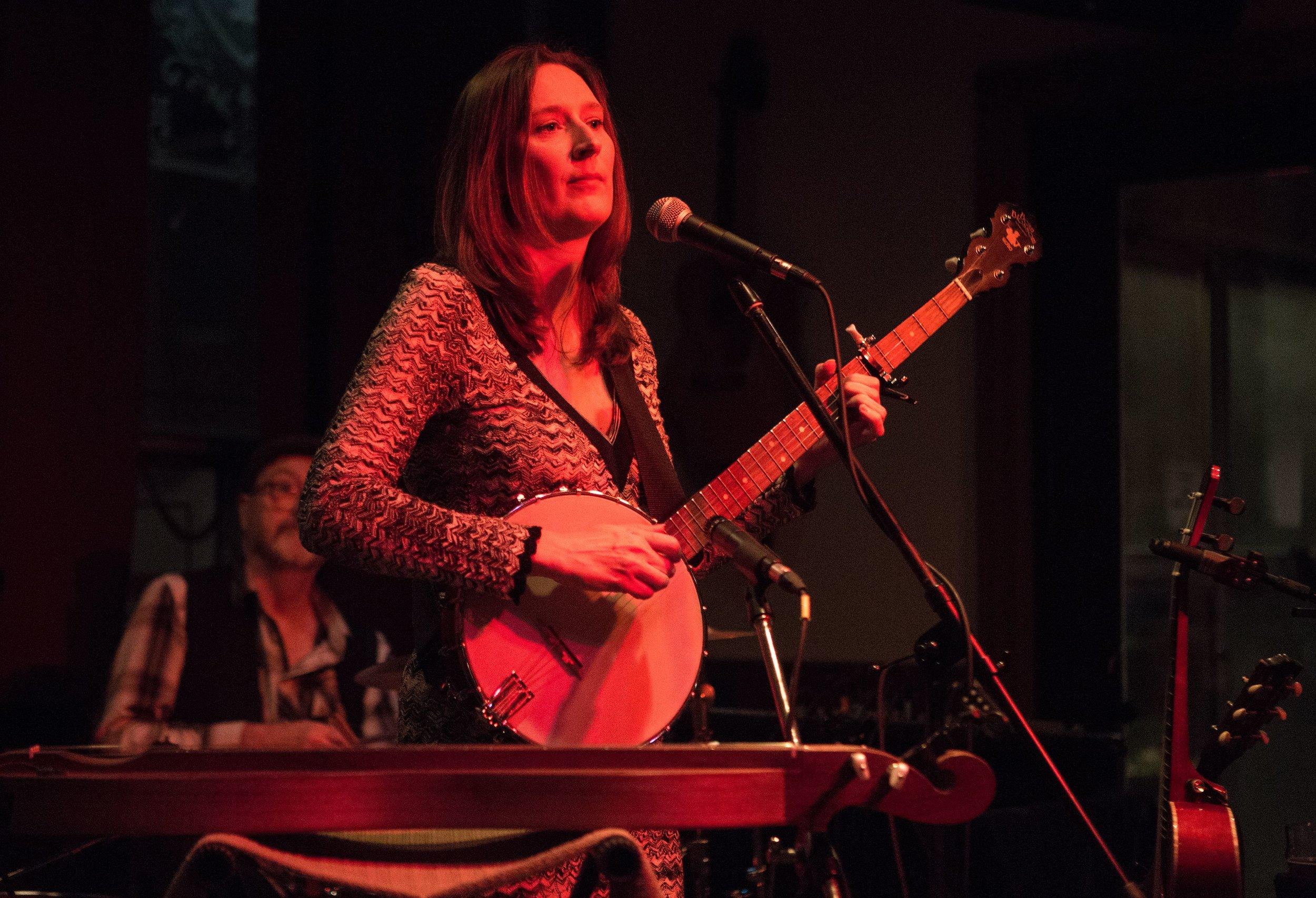 photo by: Cylla Von Tiedeman  Banjo! Dulcimer! Charango! Oh My!