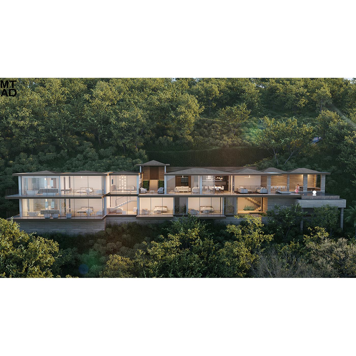 Oil Nut Bay Residence featured on British Virgin Islands Traveler, July 2018