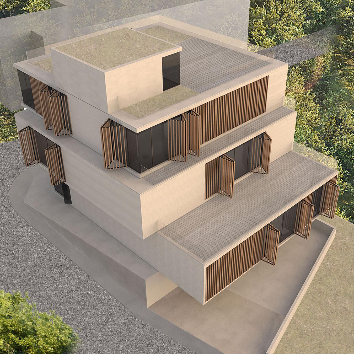 montserrat office building