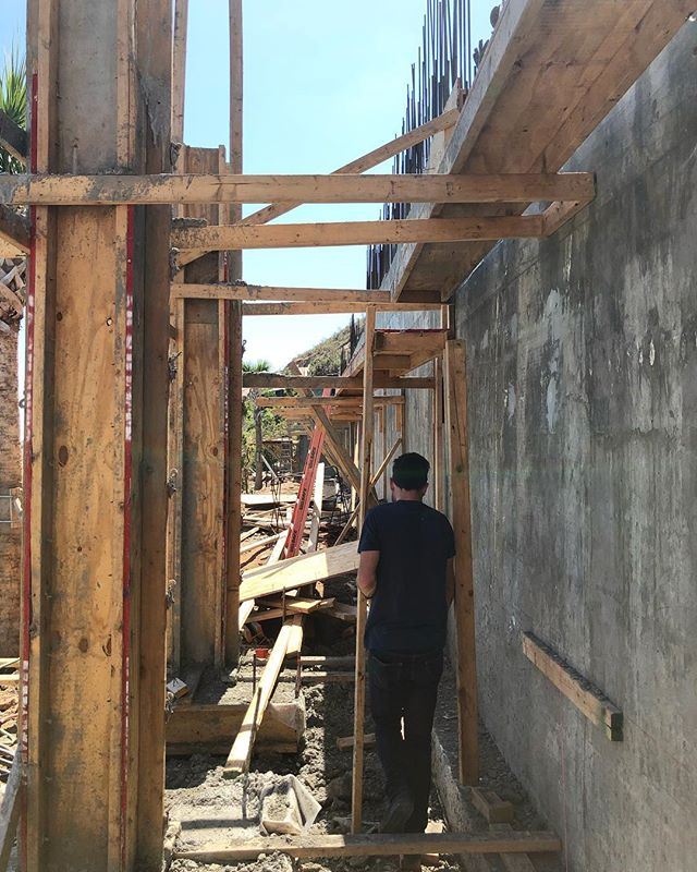 Site visit. @oilnutbay Virgin Gorda, BVI . . . #architecture #construction #design #bvi #bvistrong #luxury #beach #villa #caribbean