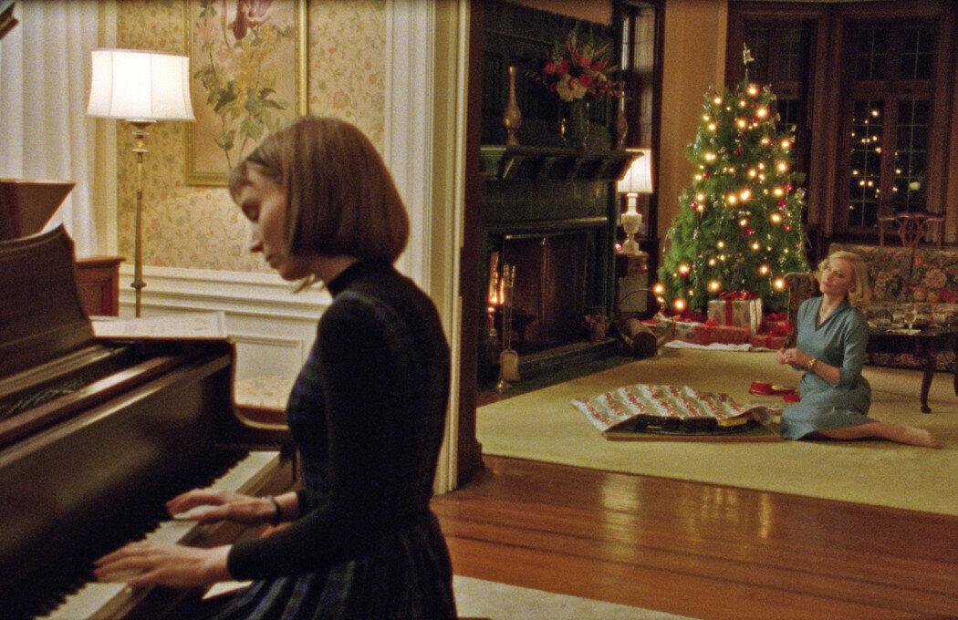 WHY I LOVE MOVIES.-Carol - 2015