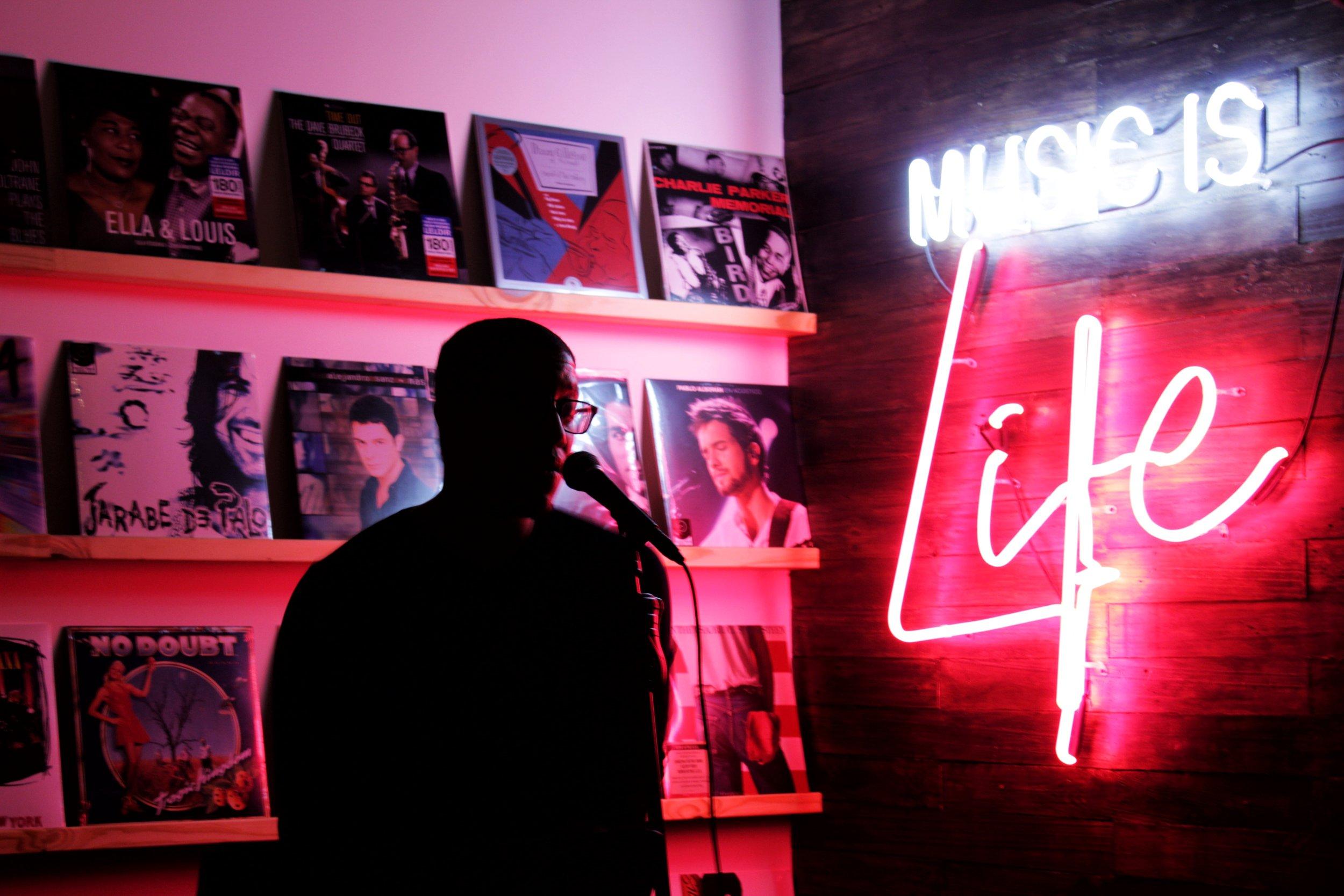 Edwin Hosoomel - Music is Life
