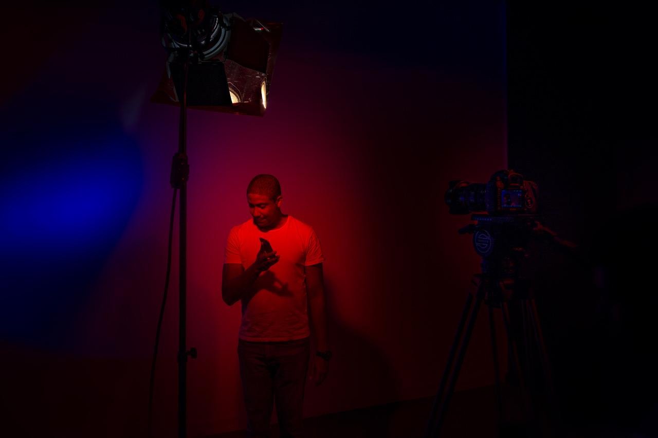 Behind the scenes - Doo Wop