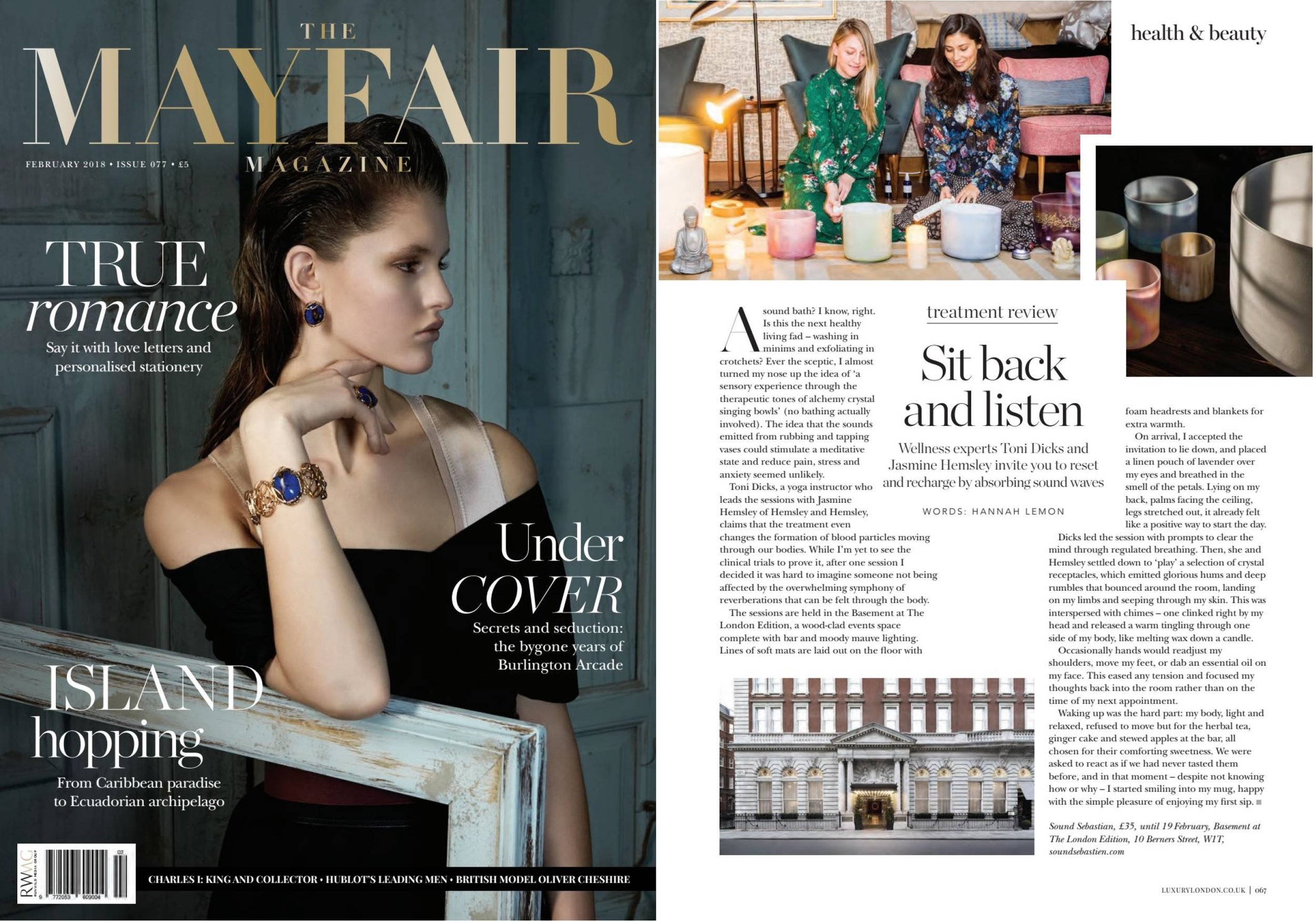 The Mayfair Magazine (UK) February Issue 2018.jpg