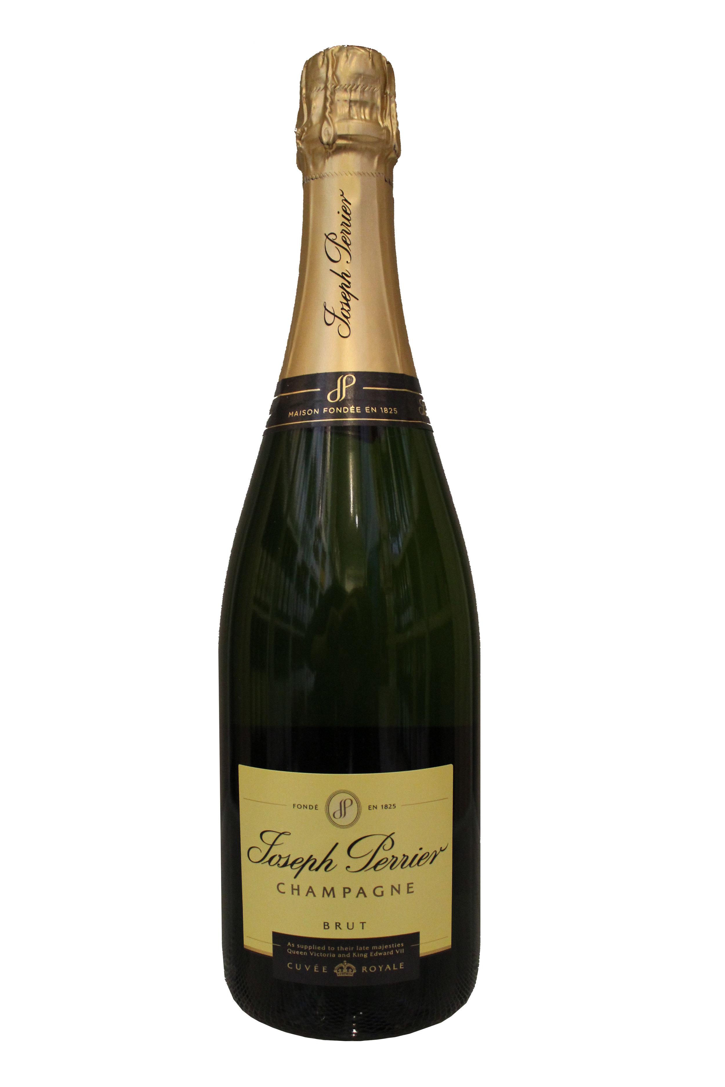 Champagne  Joseph Perrier , France