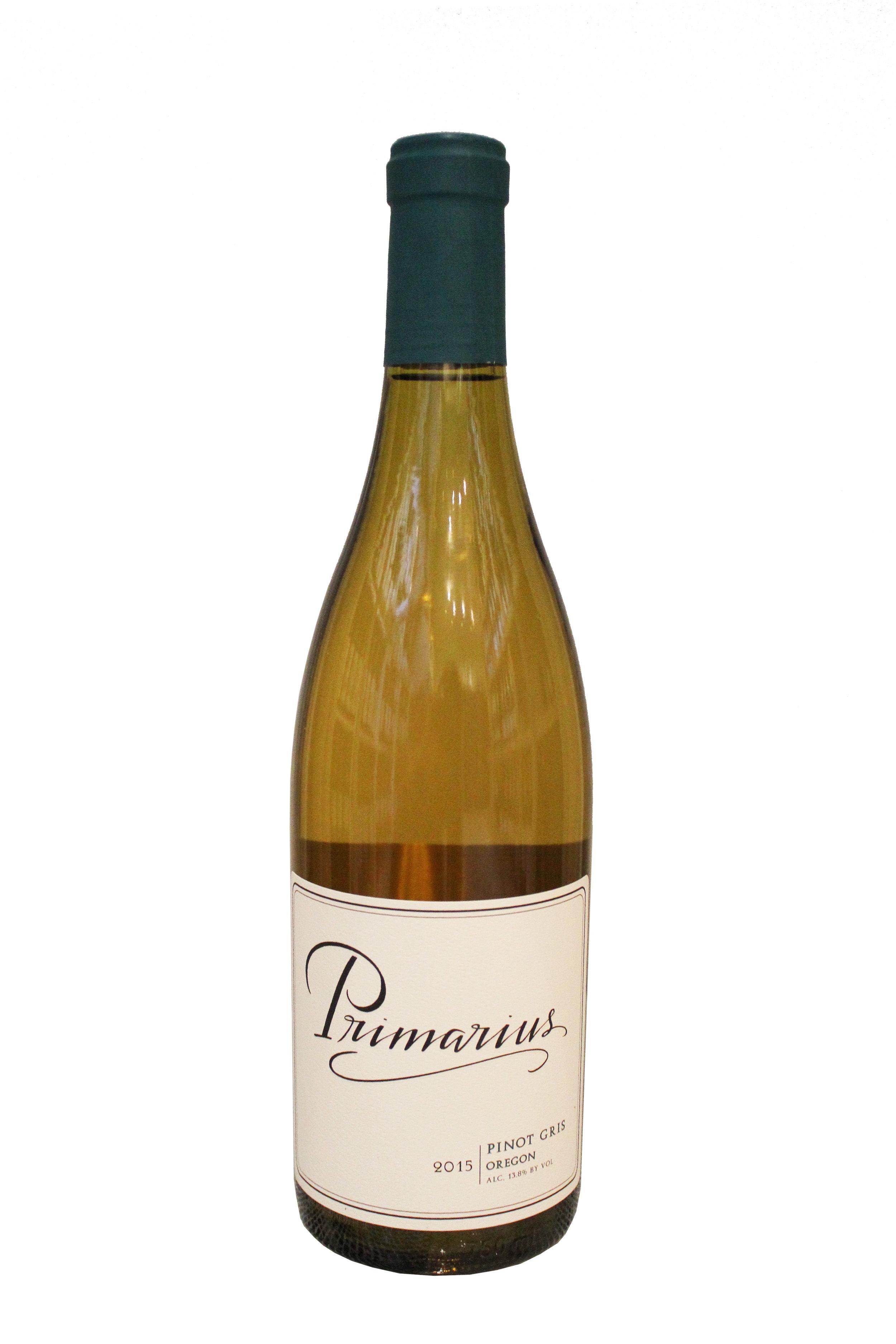 Pinot Gris  Primarius,  Oregon