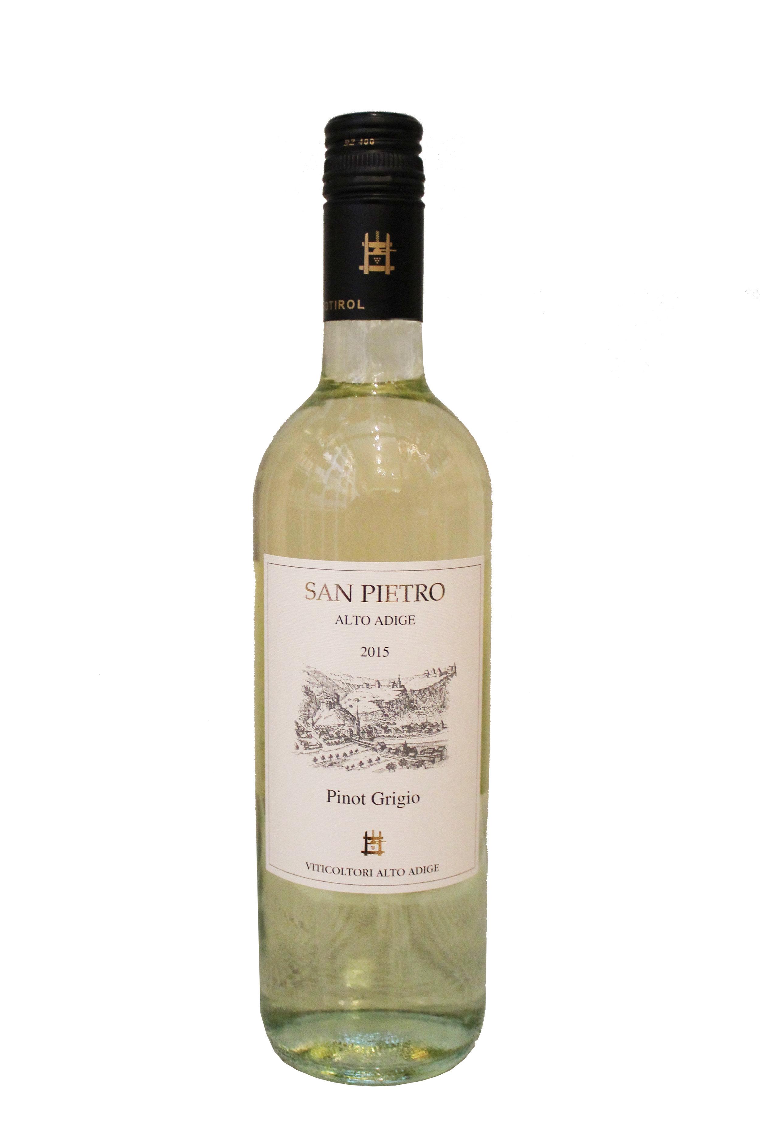 Pinot Grigio  San Pietro, Italy