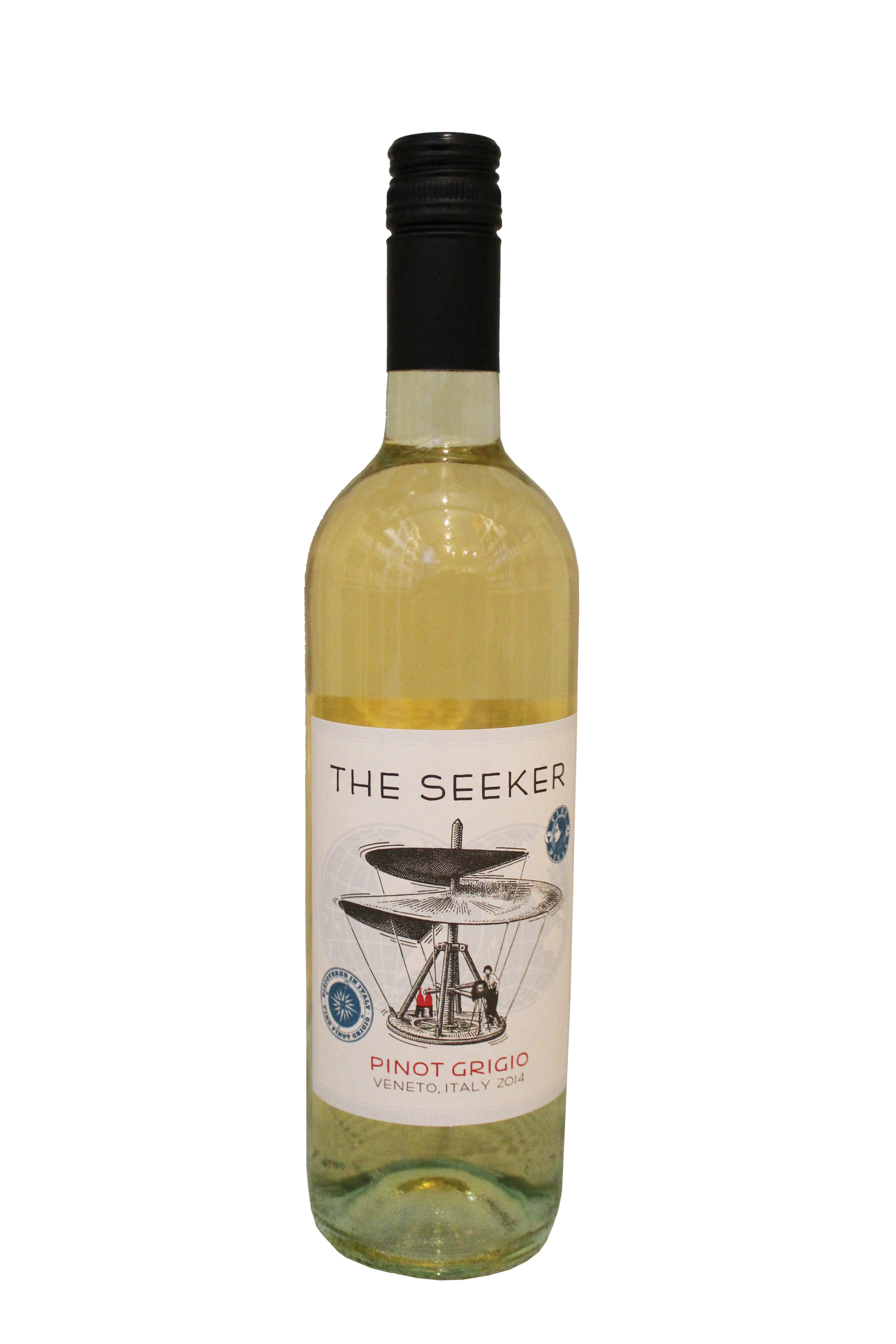 Pinot Grigio  The Seeker, California