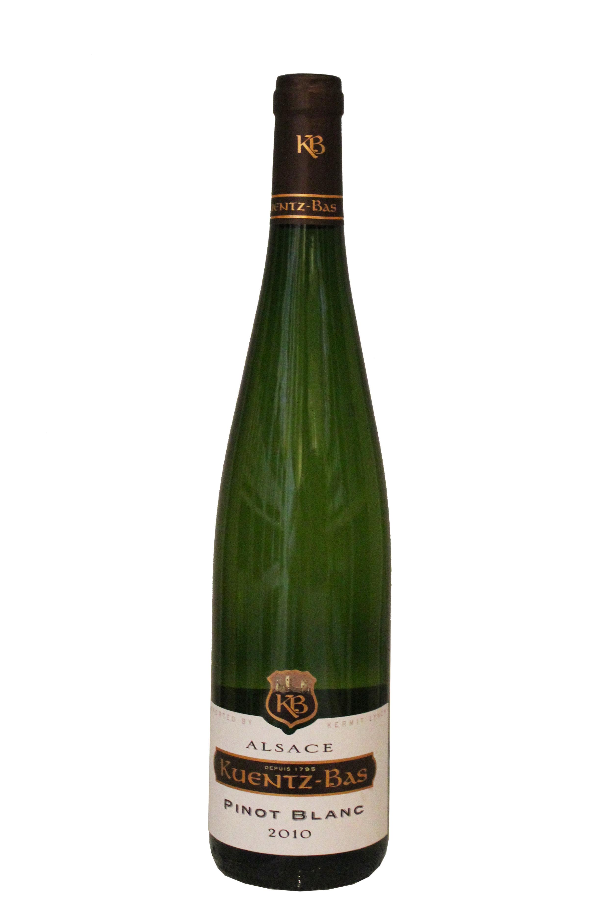 Pinot Blanc Kuentz-Bas, France