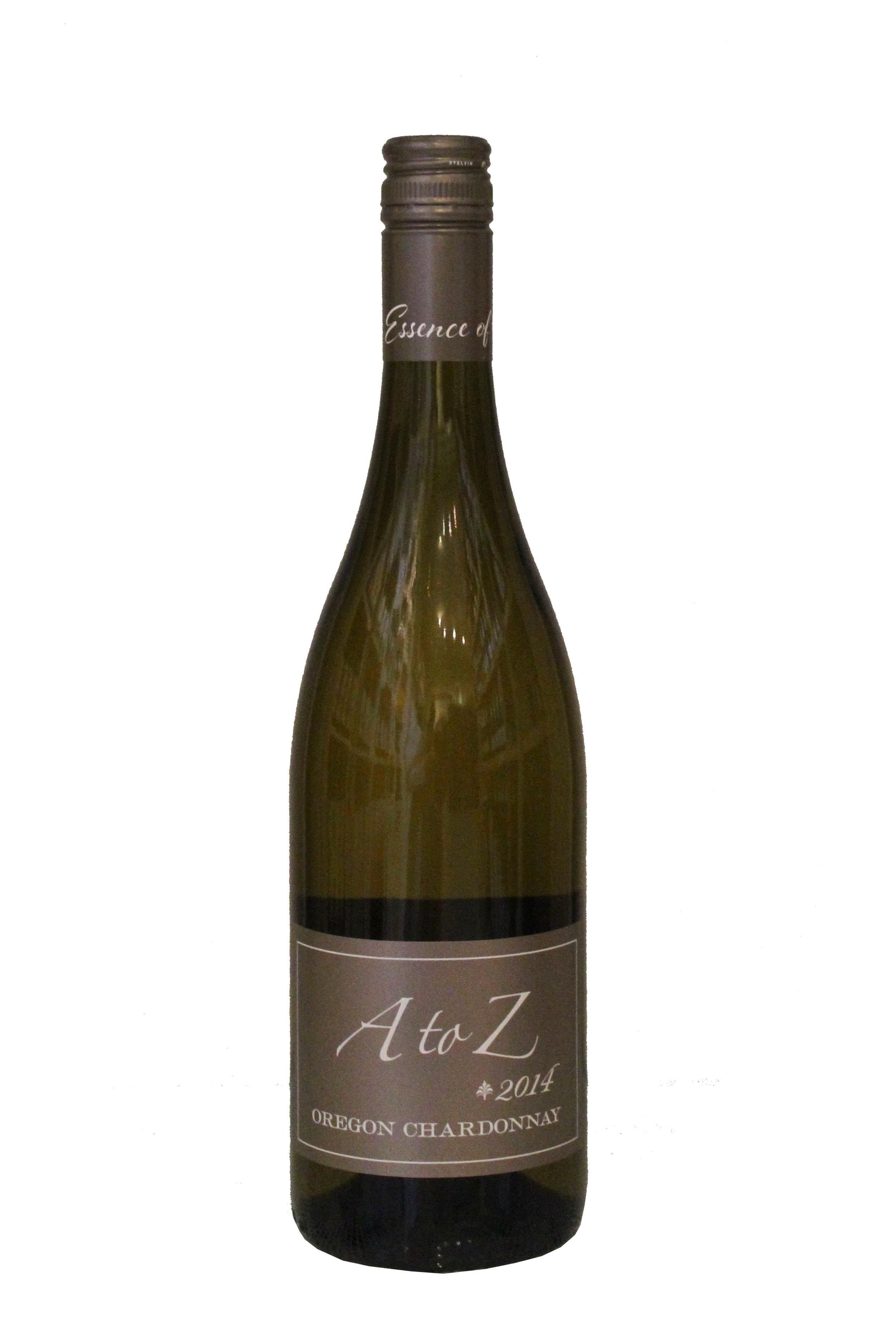 Chardonnay  A to Z, Oregon