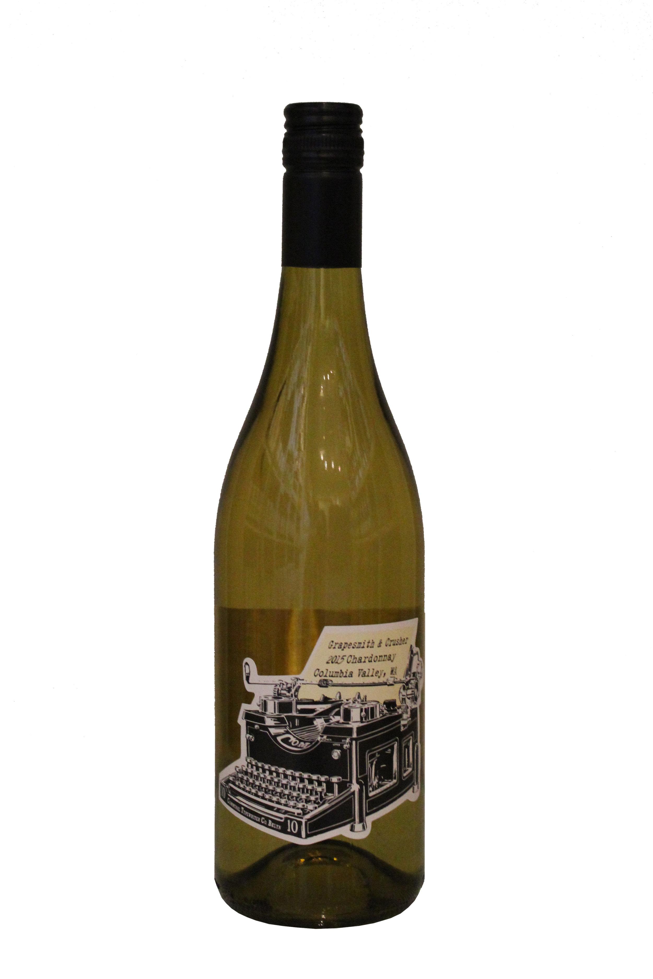 Chardonnay  Grapesmith & Crusher,  Washington