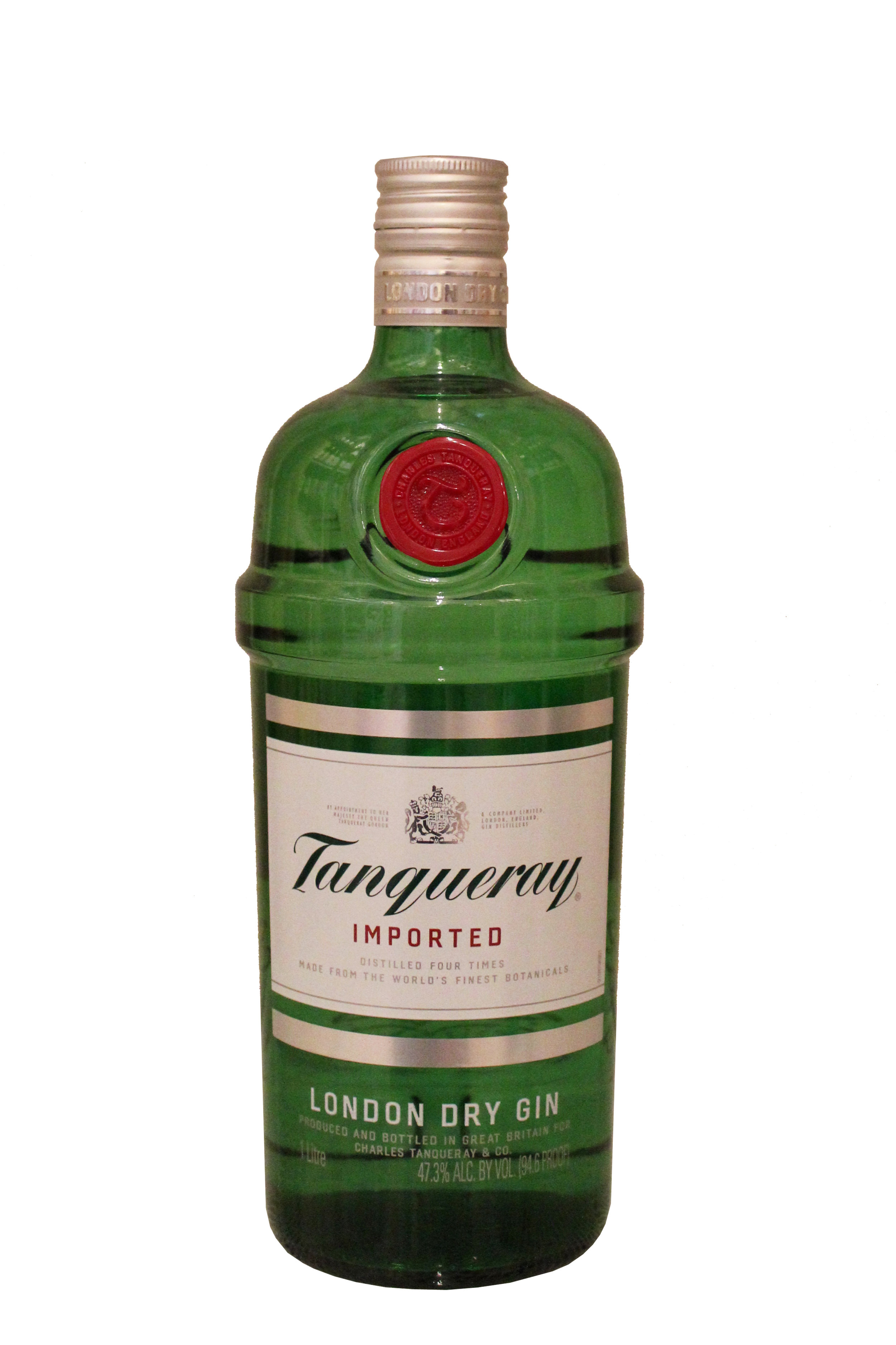 London Dry Gin  Tanqueray,  England