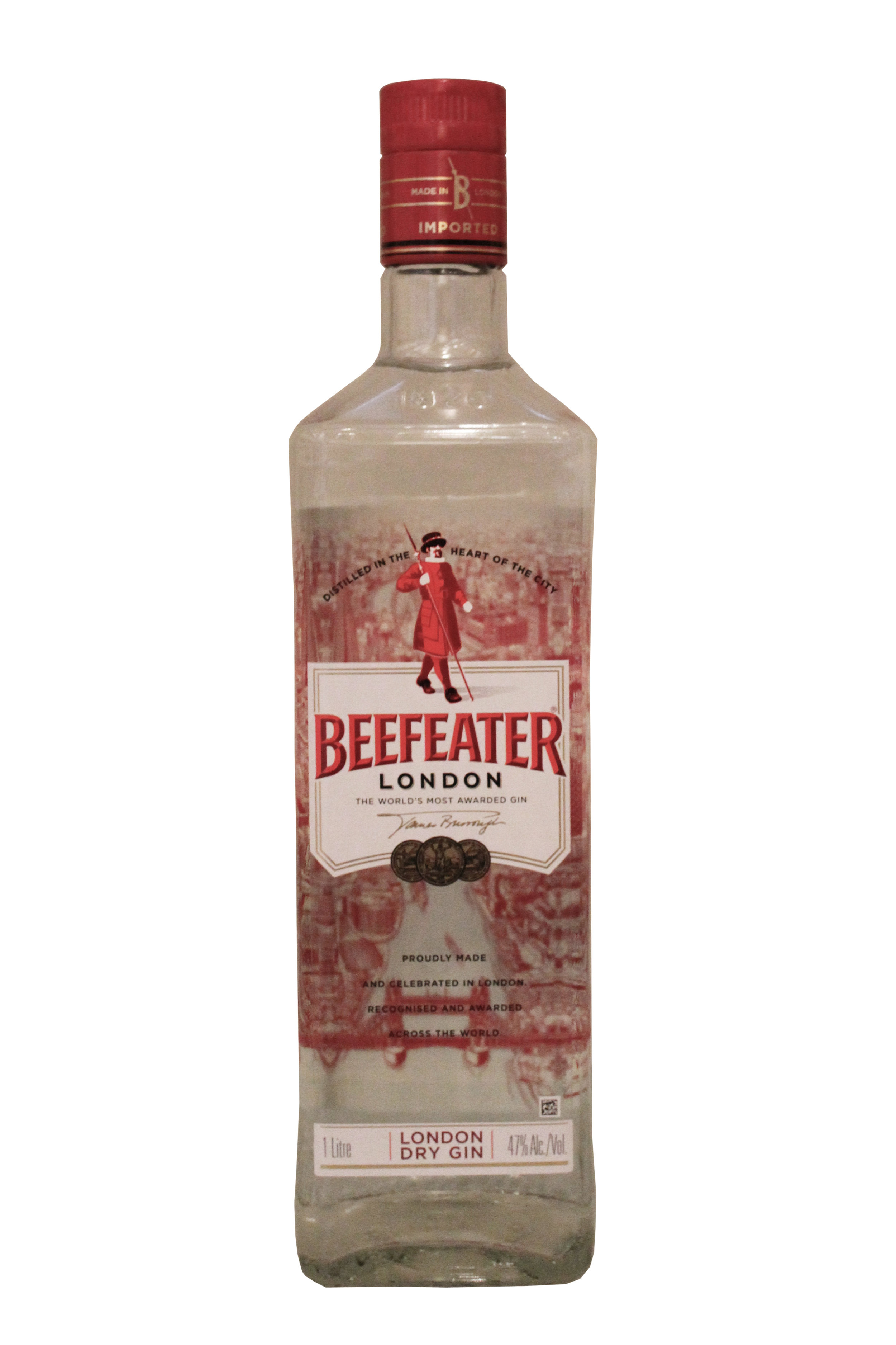 London Dry Gin  Beefeater,  England