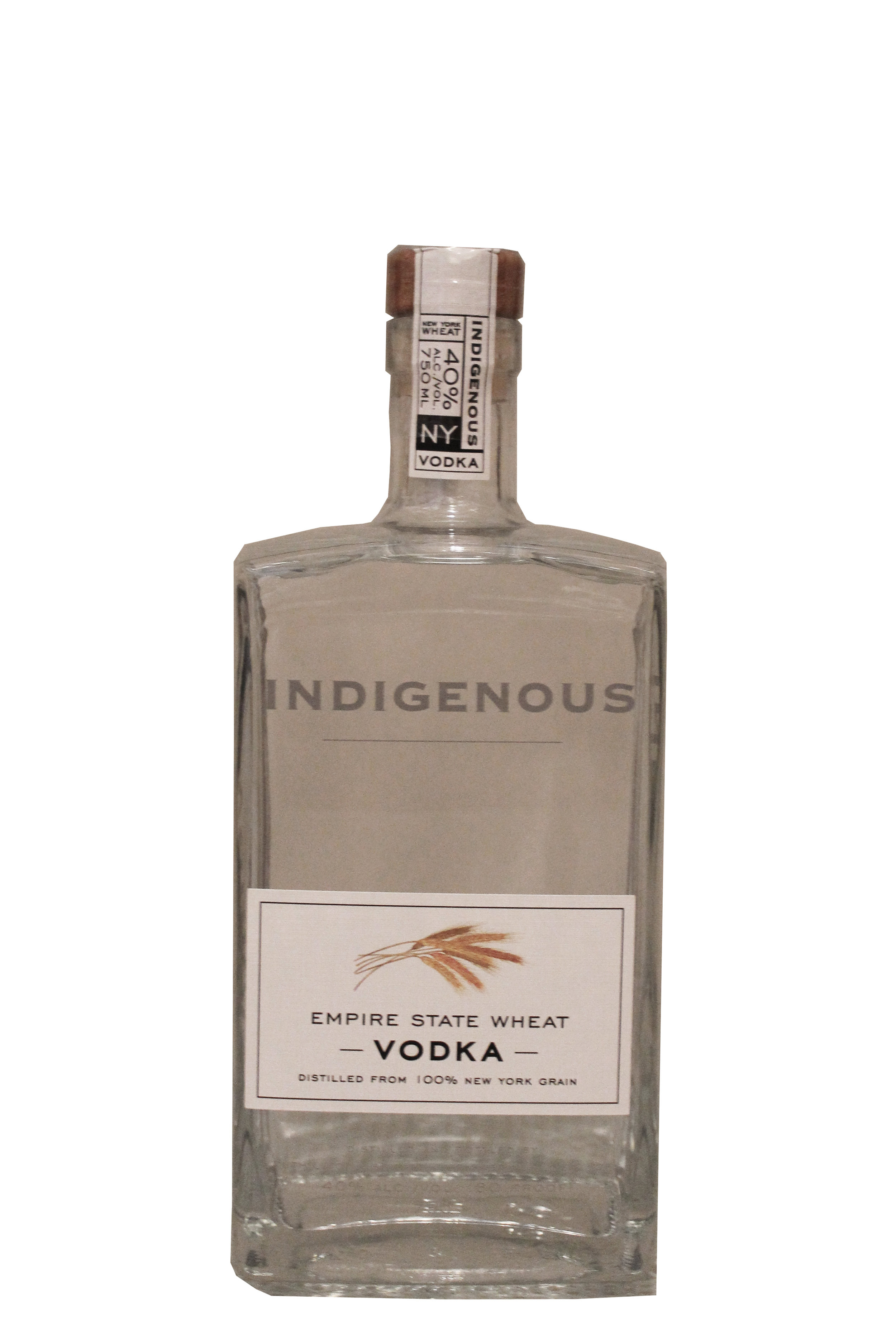 Wheat Vodka  Tuthilltown Spirits,  New York