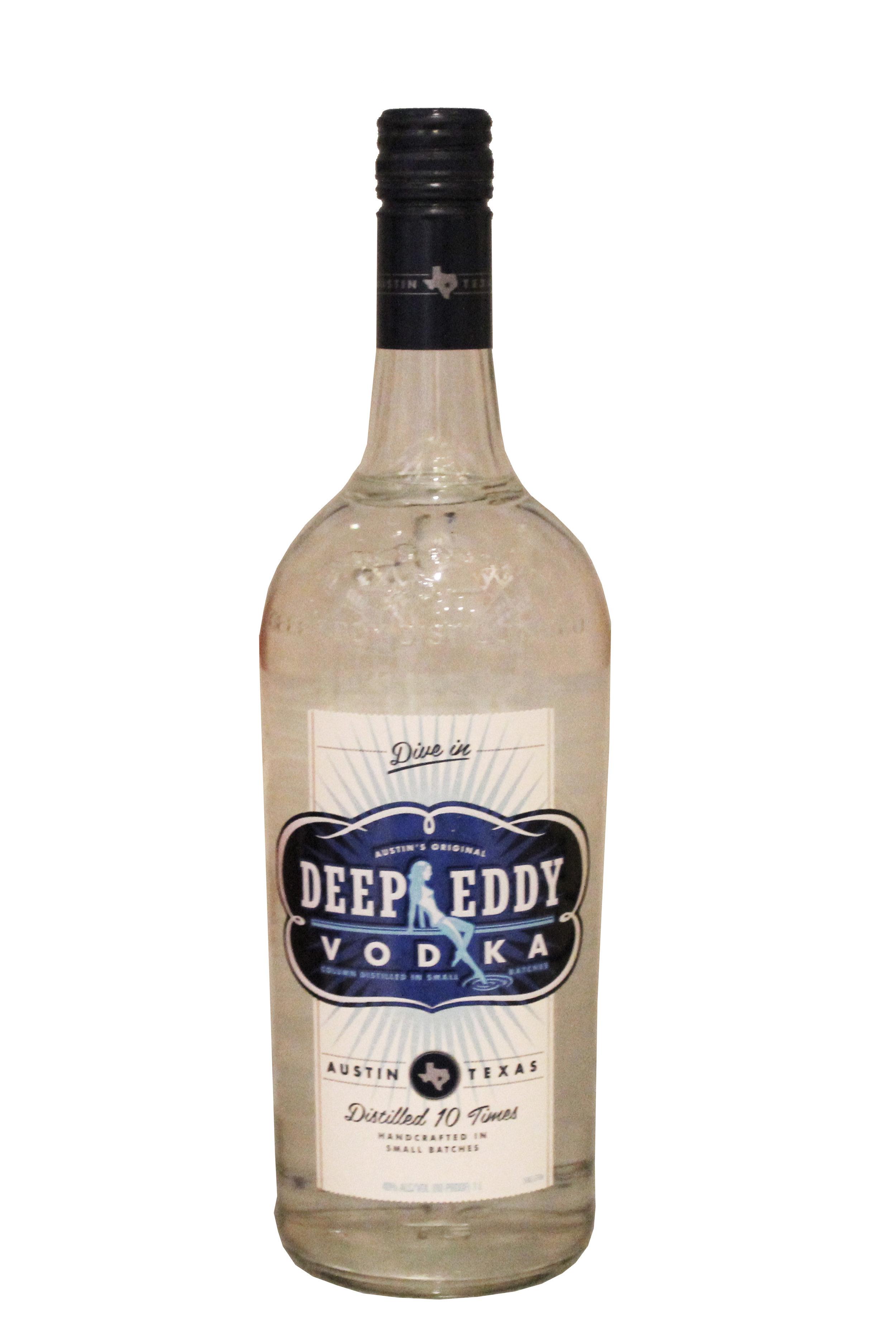 Distilled Vodka  Deep Eddy, Texas
