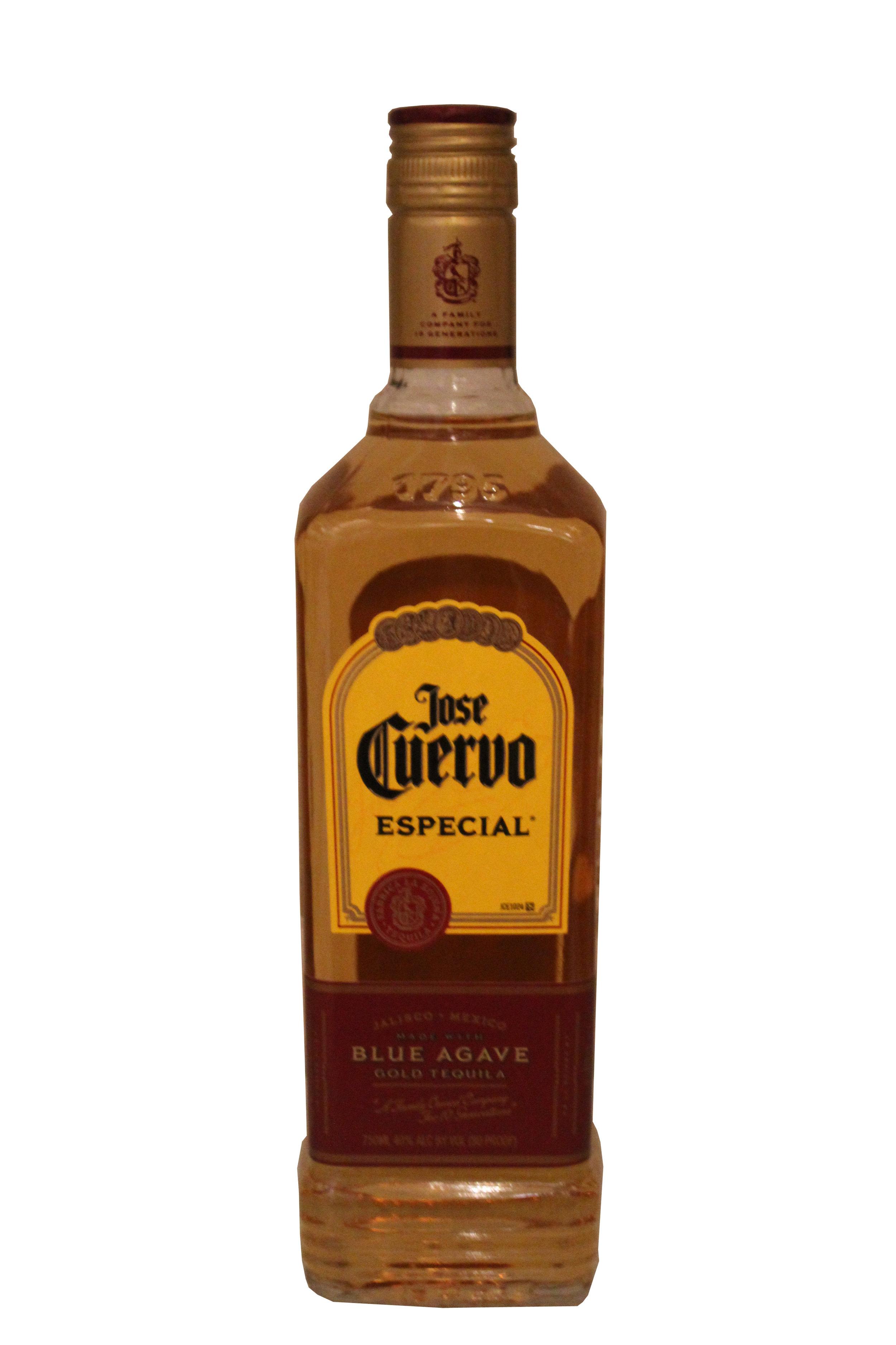 Especial Aged Tequila  Jose Cuervo, Mexico