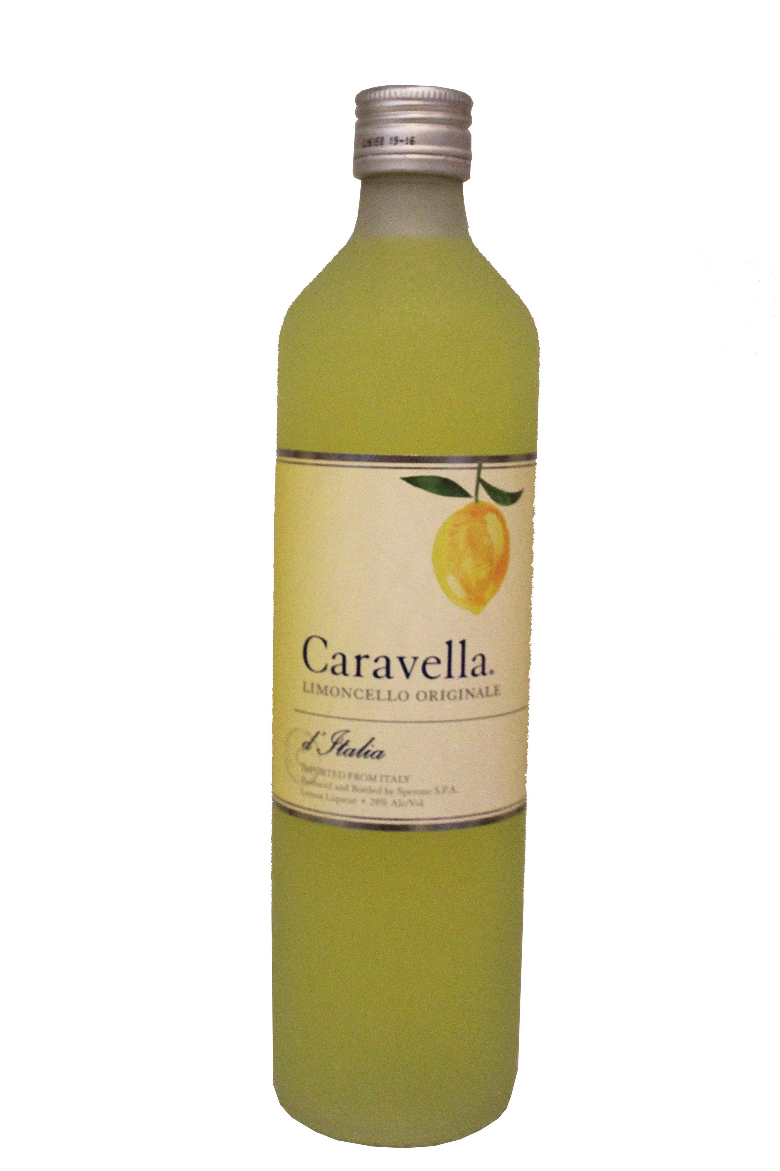 Limoncello  Caravello, Italy