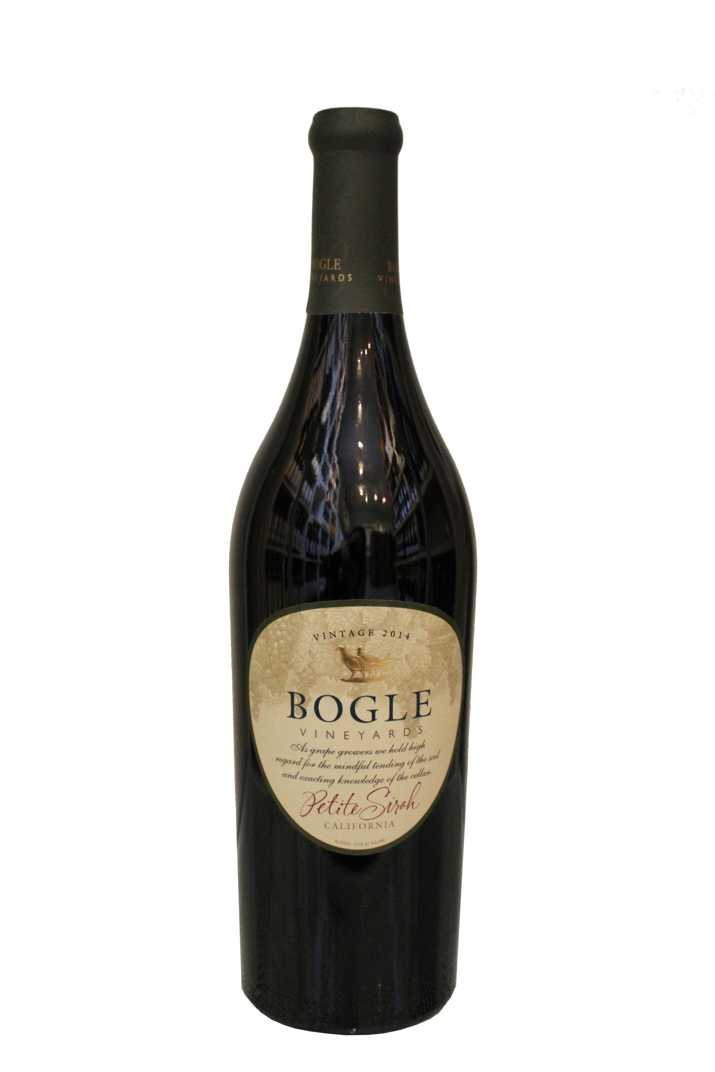 Petite Syrah  Bogle Vineyards, California
