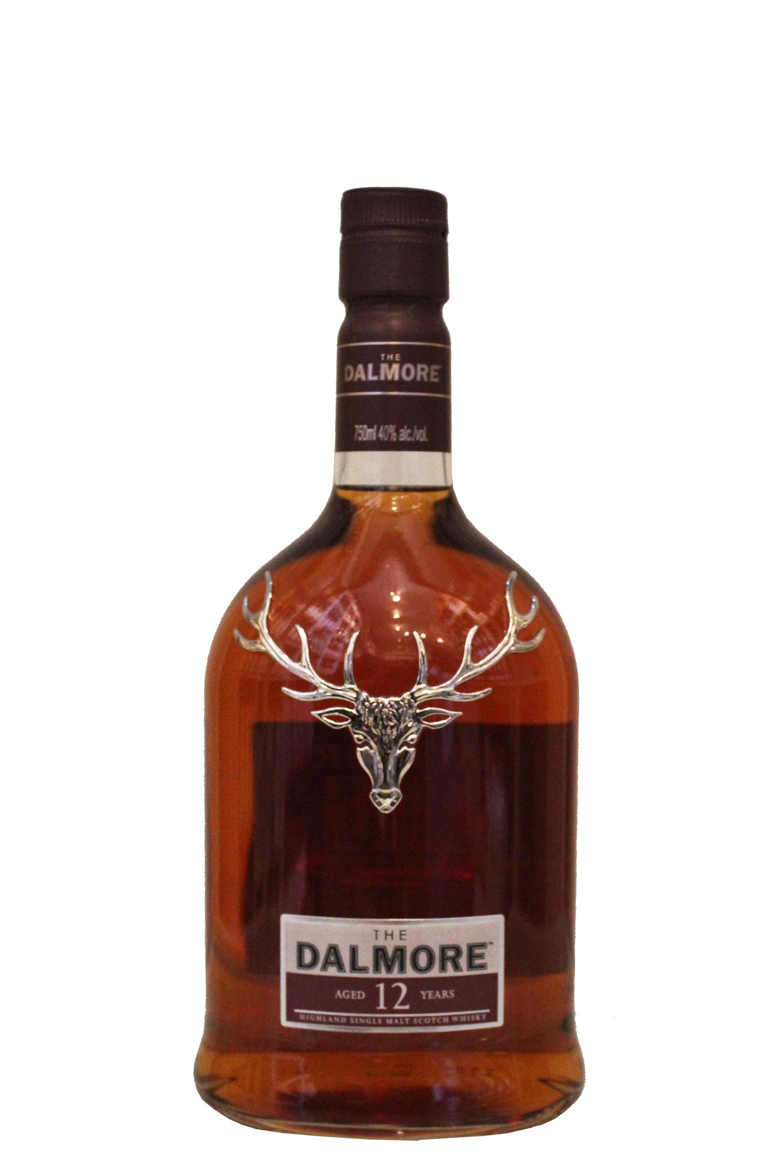 Aged Whiskey  The Dalmore, Scotland