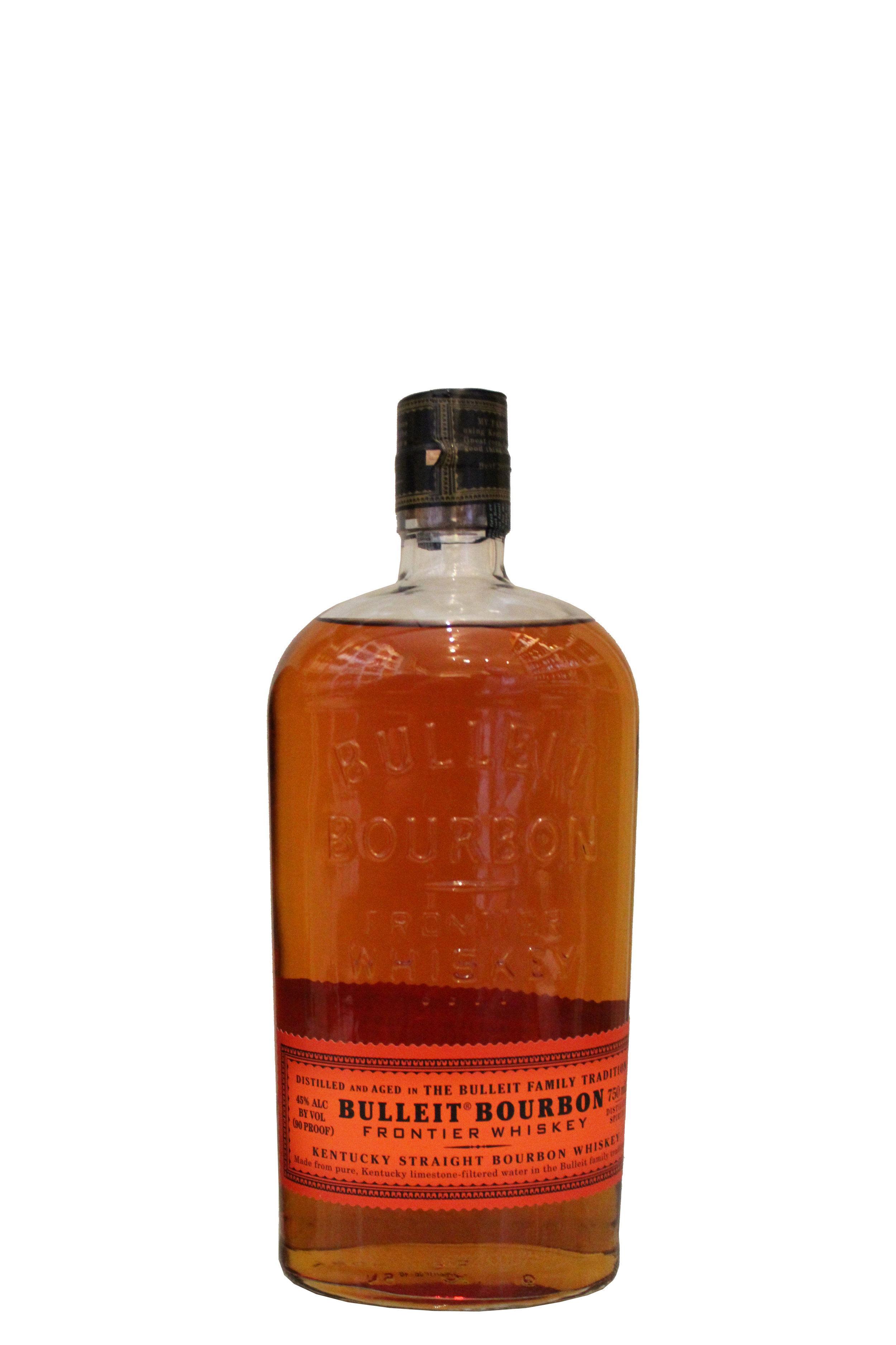 Small-Batch Bourbon, Bulleit Bourbon, Kentucky