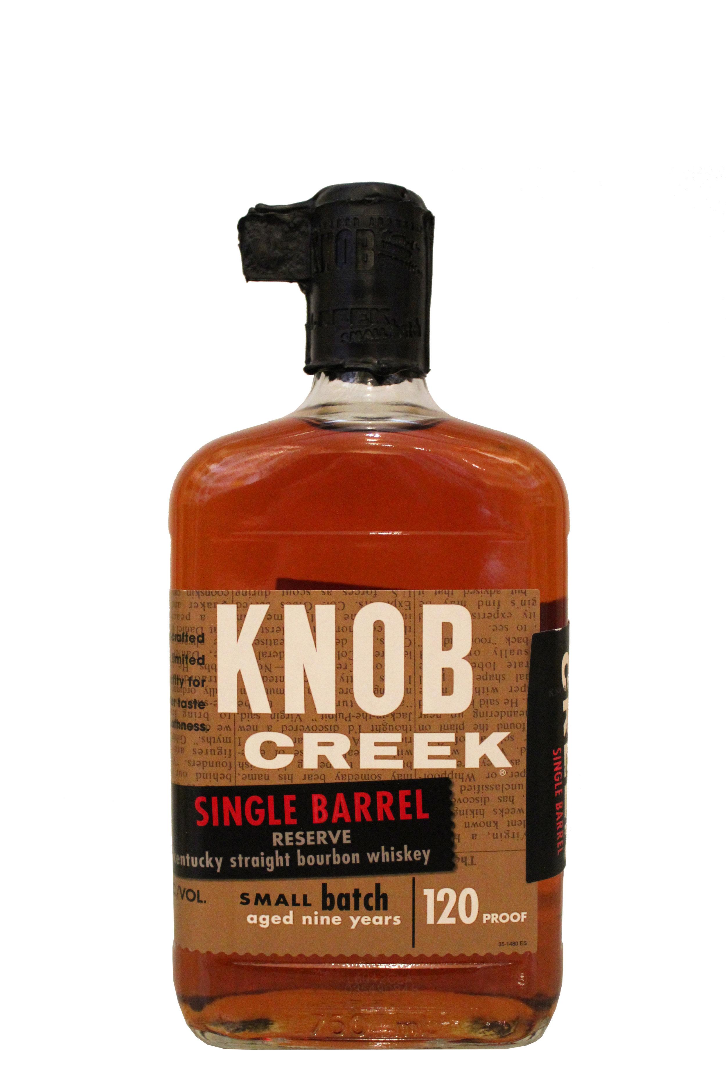 Single Barrel Reserve  Knob Creek, Kentucky