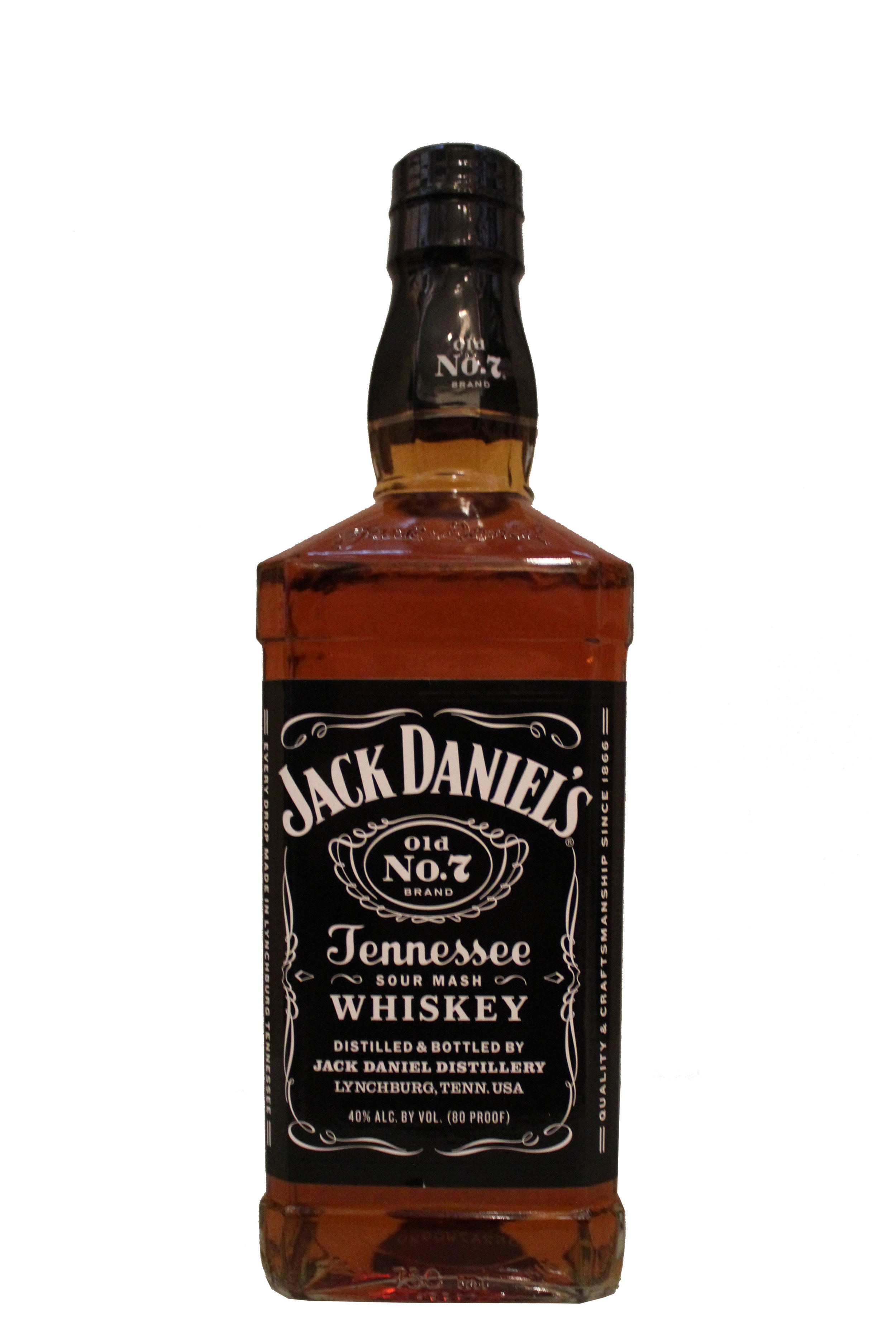 Bourbon Whiskey  Jack Daniels,  Tennessee