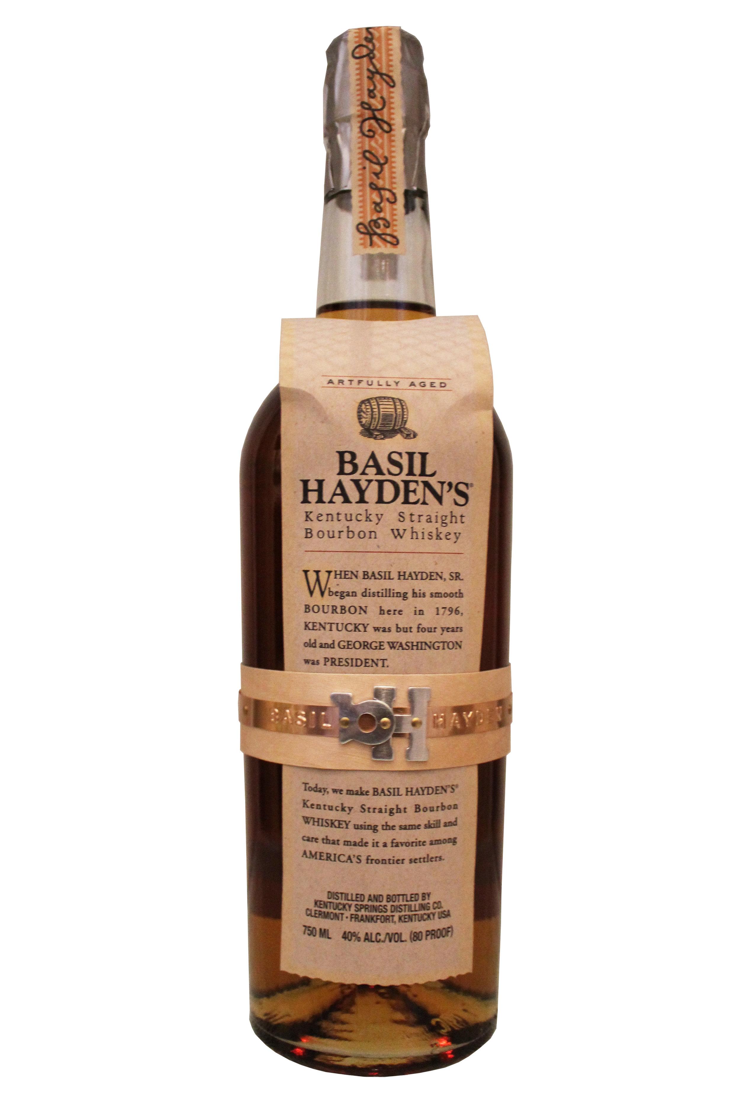 Bourbon Whiskey  Basil Hayden, Kentucky