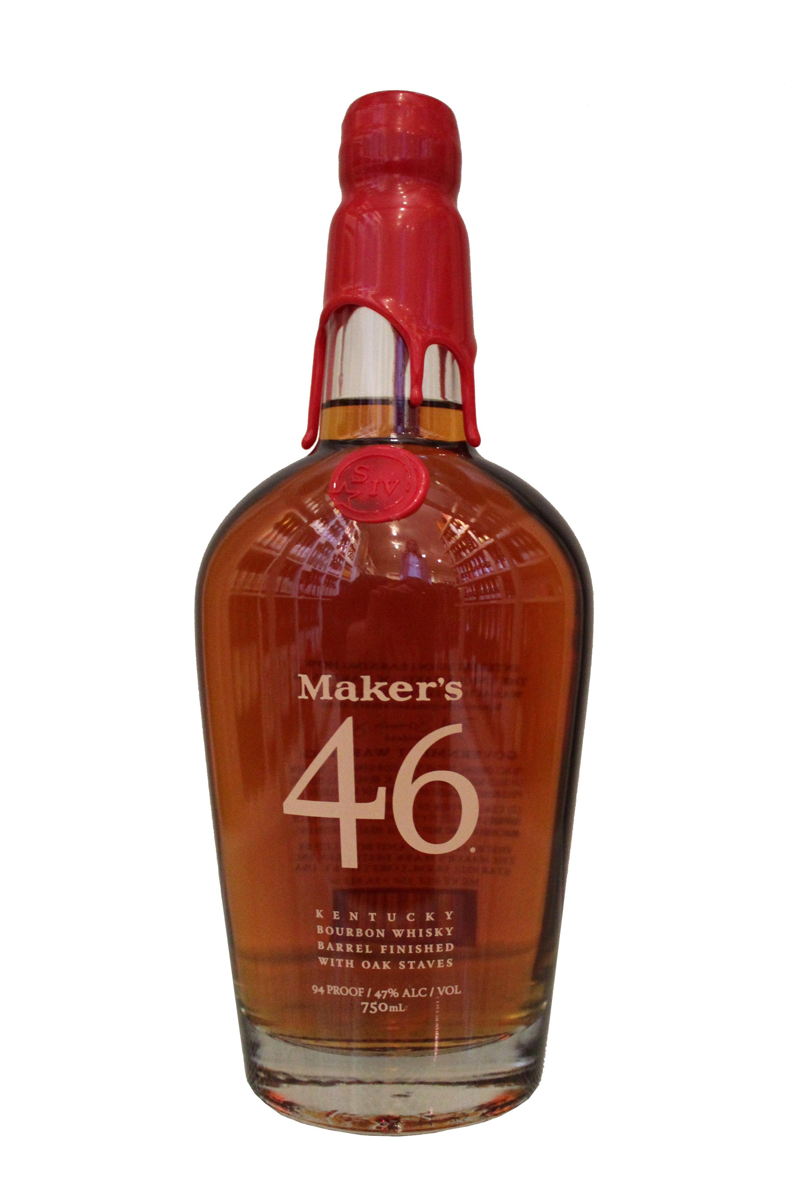Barrel Finished Bourbon  Maker's 46, Kentucky