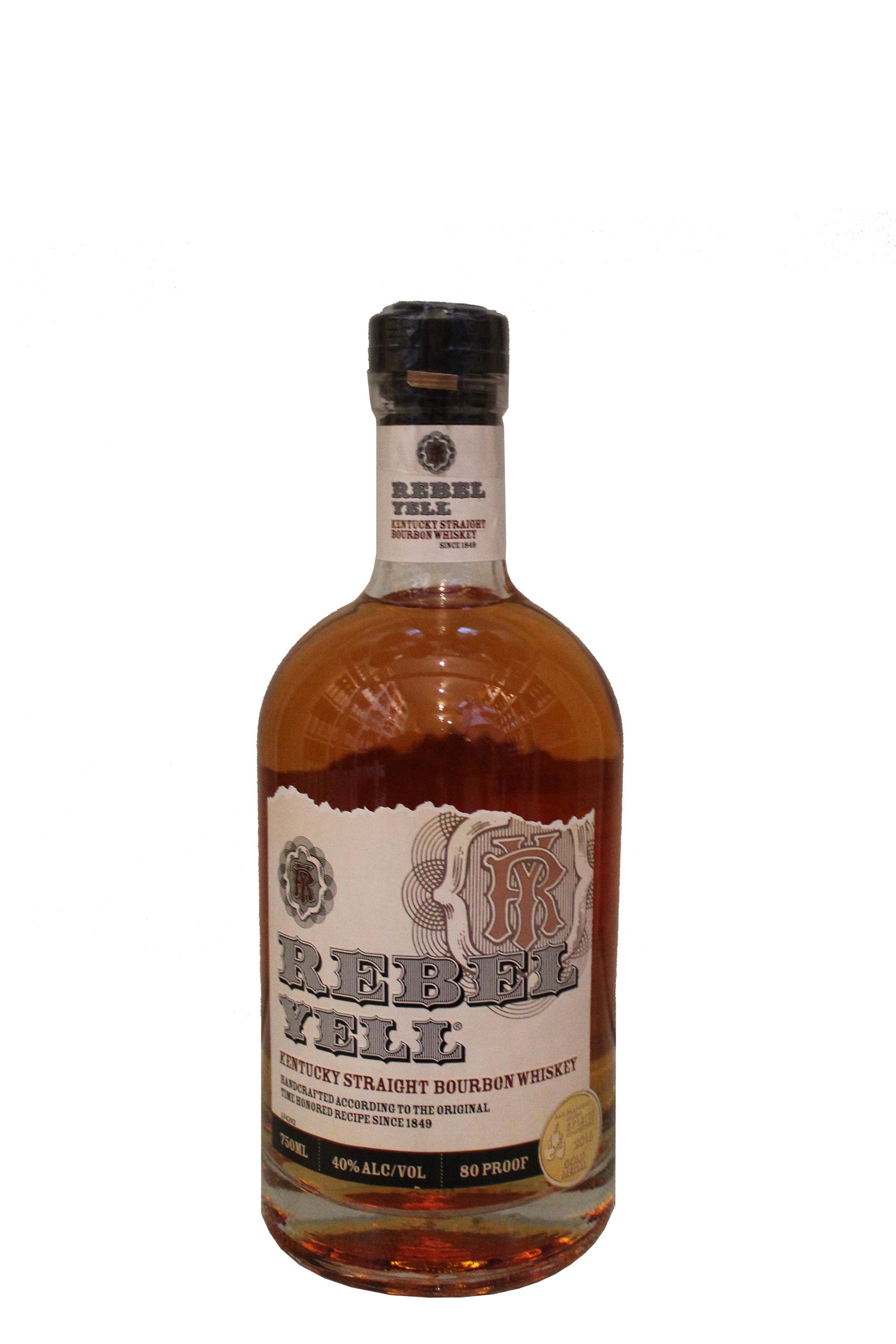 Bourbon Whiskey  Rebel Yell, Kentucky