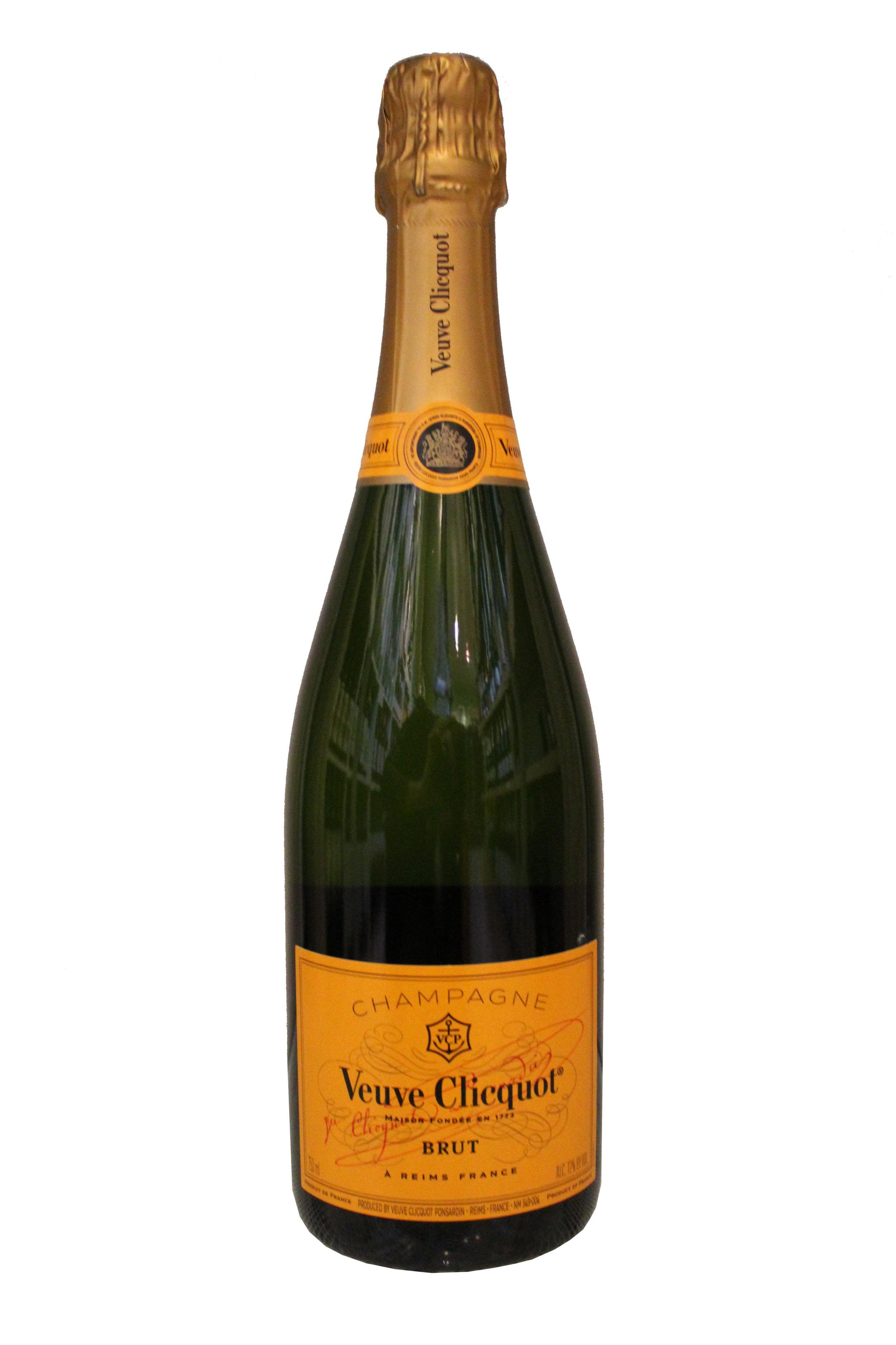Champagne Brut  Veuve   Clicquot, France