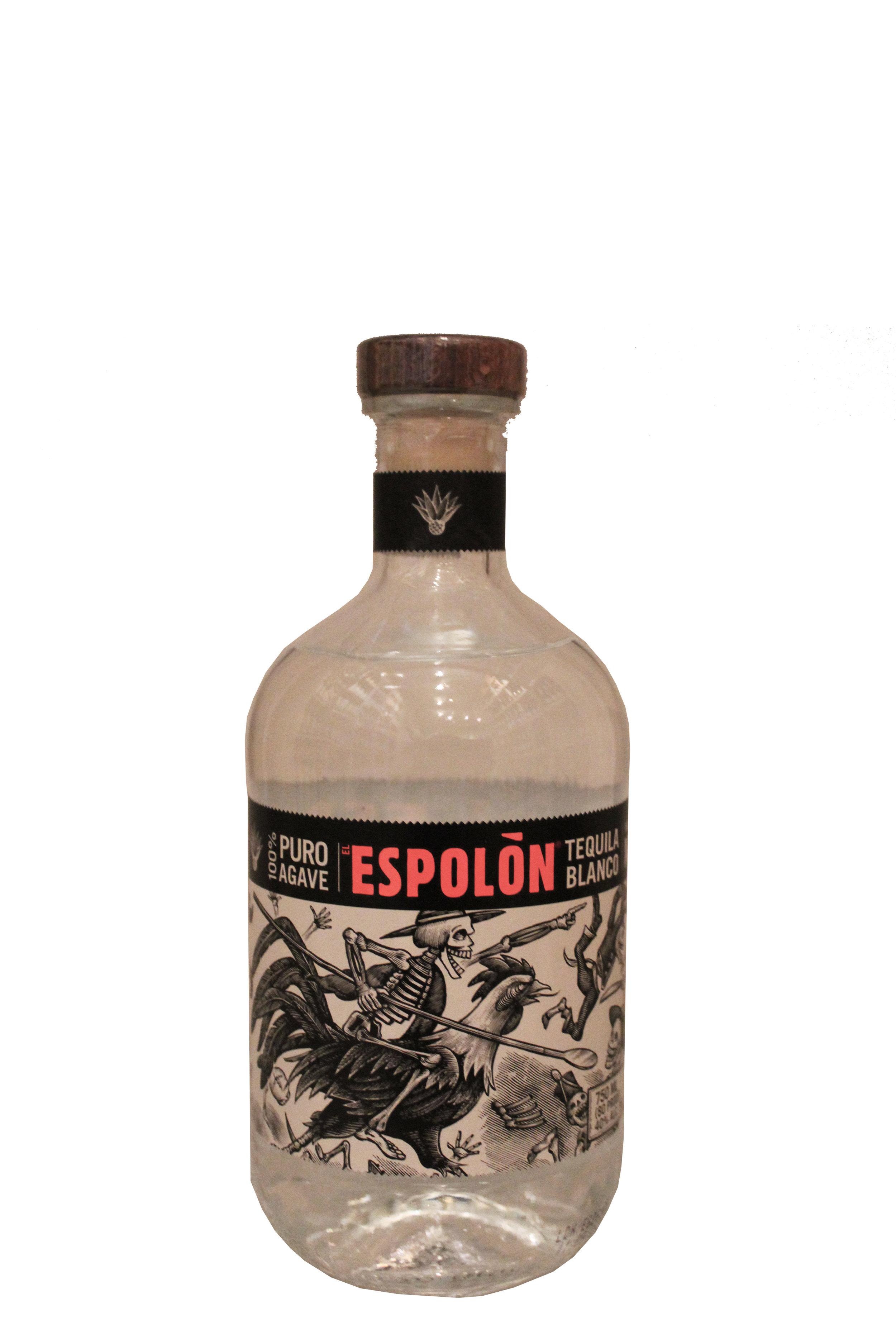 Agave Silver Tequila  Espolon, Mexico