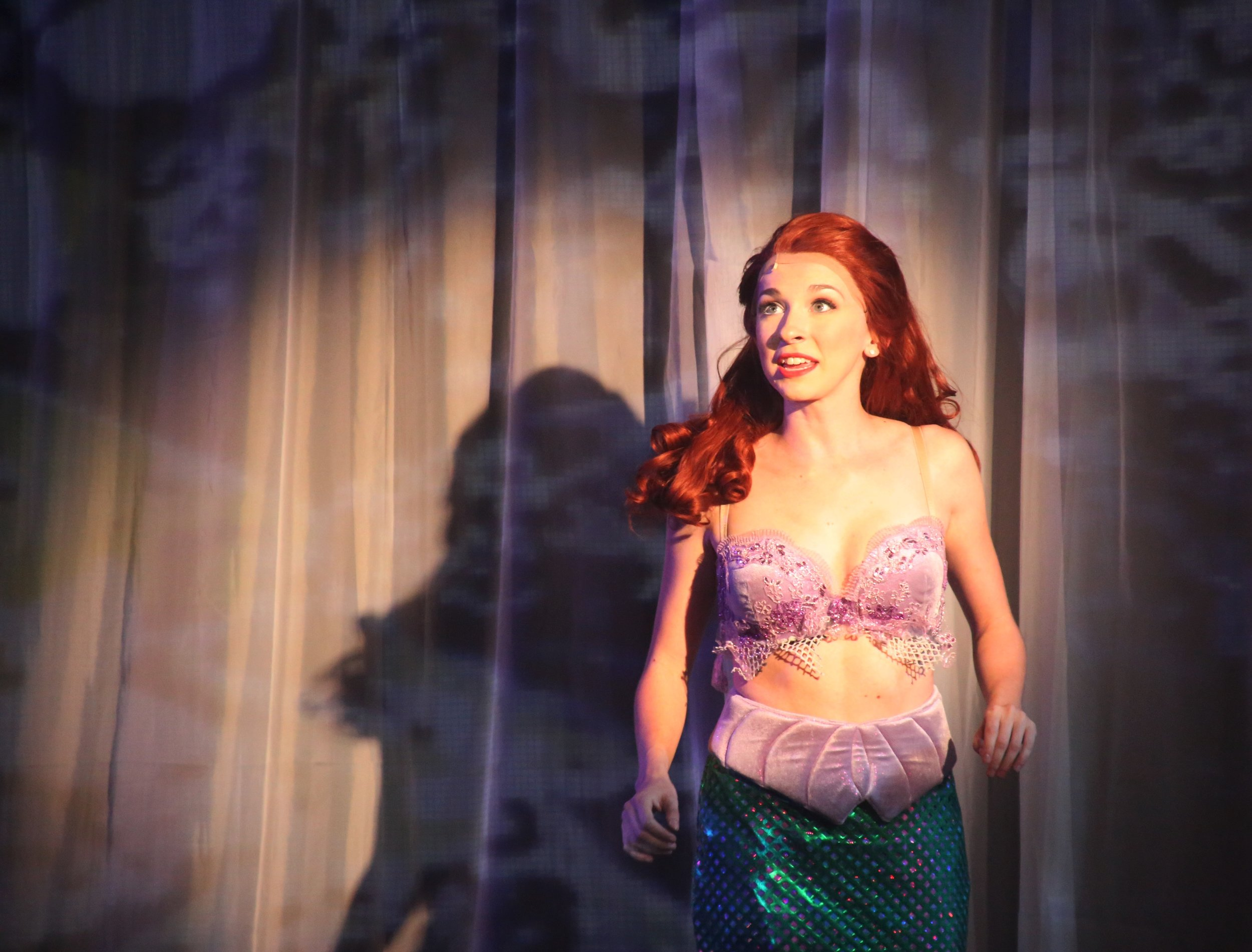 Ariel Before Under the Sea