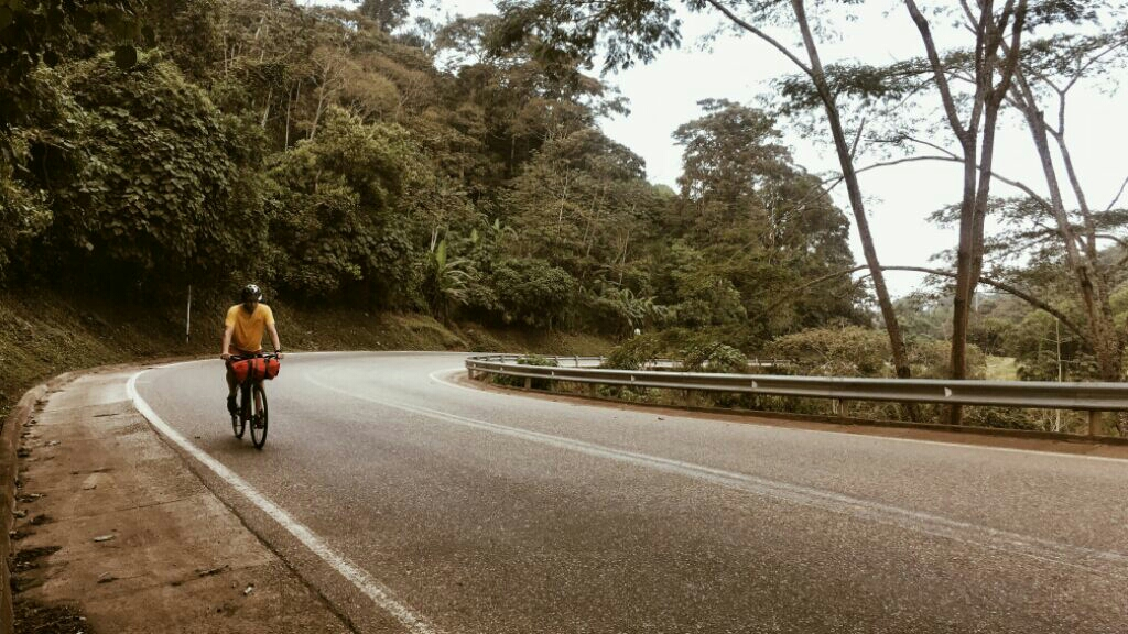 The climb to Guaduas wasn't bad in theory. In practice the legs just didn't want to go.
