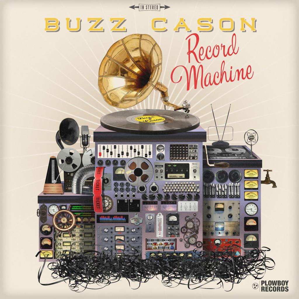 Record Machine (Plowboy Records, 2015)