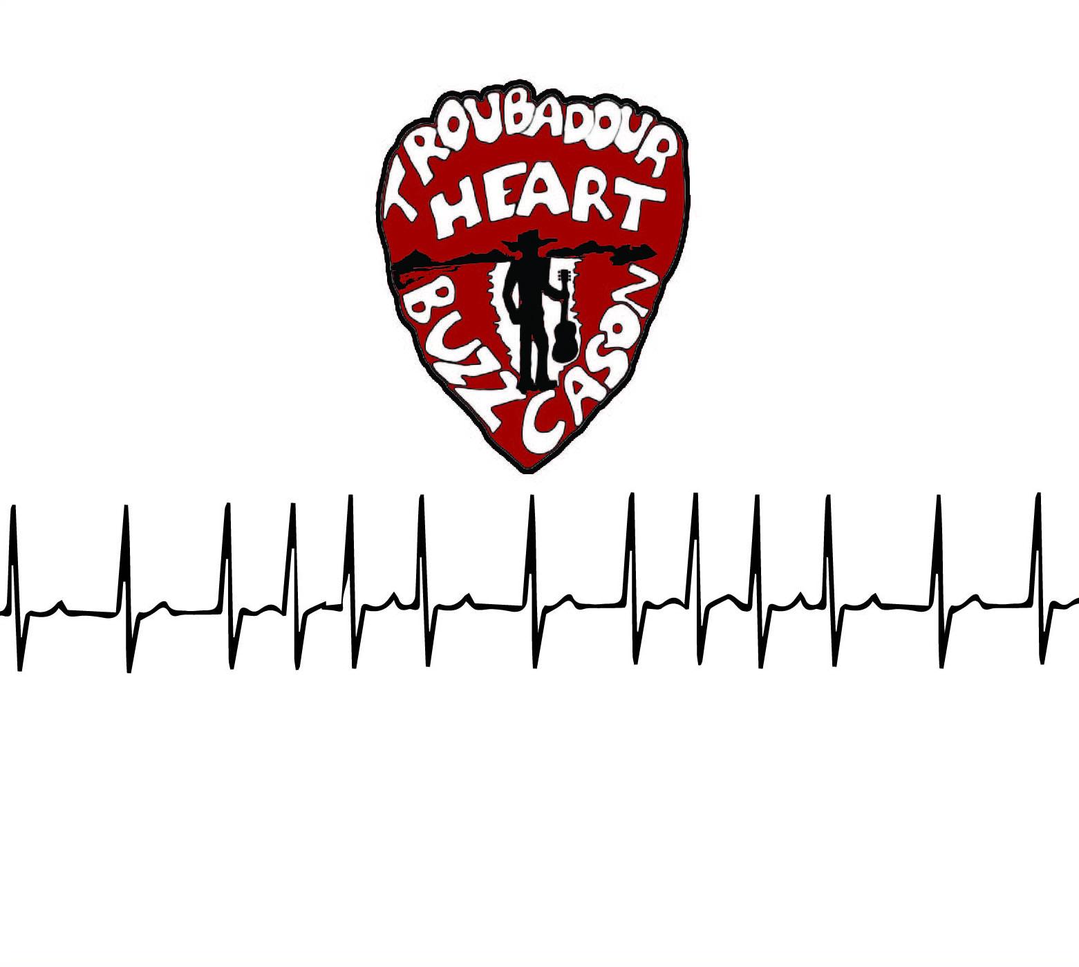 Troubadour Heart (Plowboy Records, 2014)