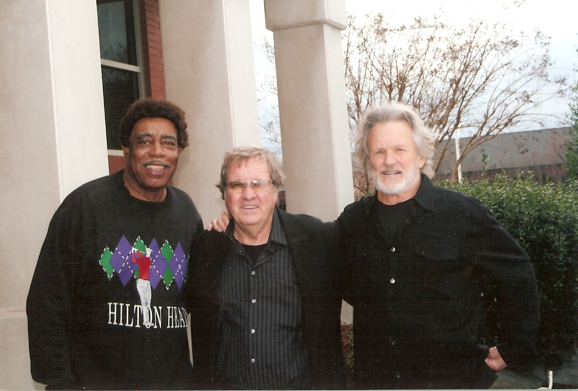 Clifford, Buzz, & Kris.jpg