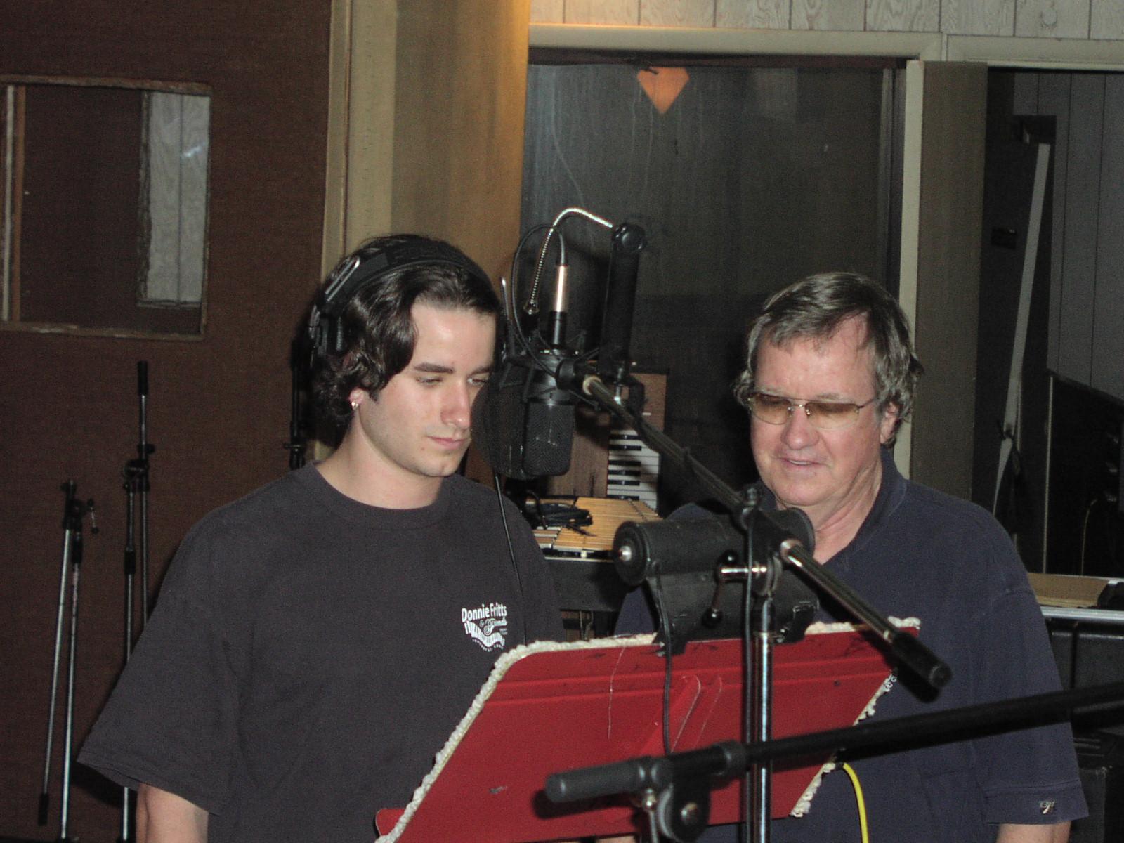 Taylor and Dad May 2005.JPG