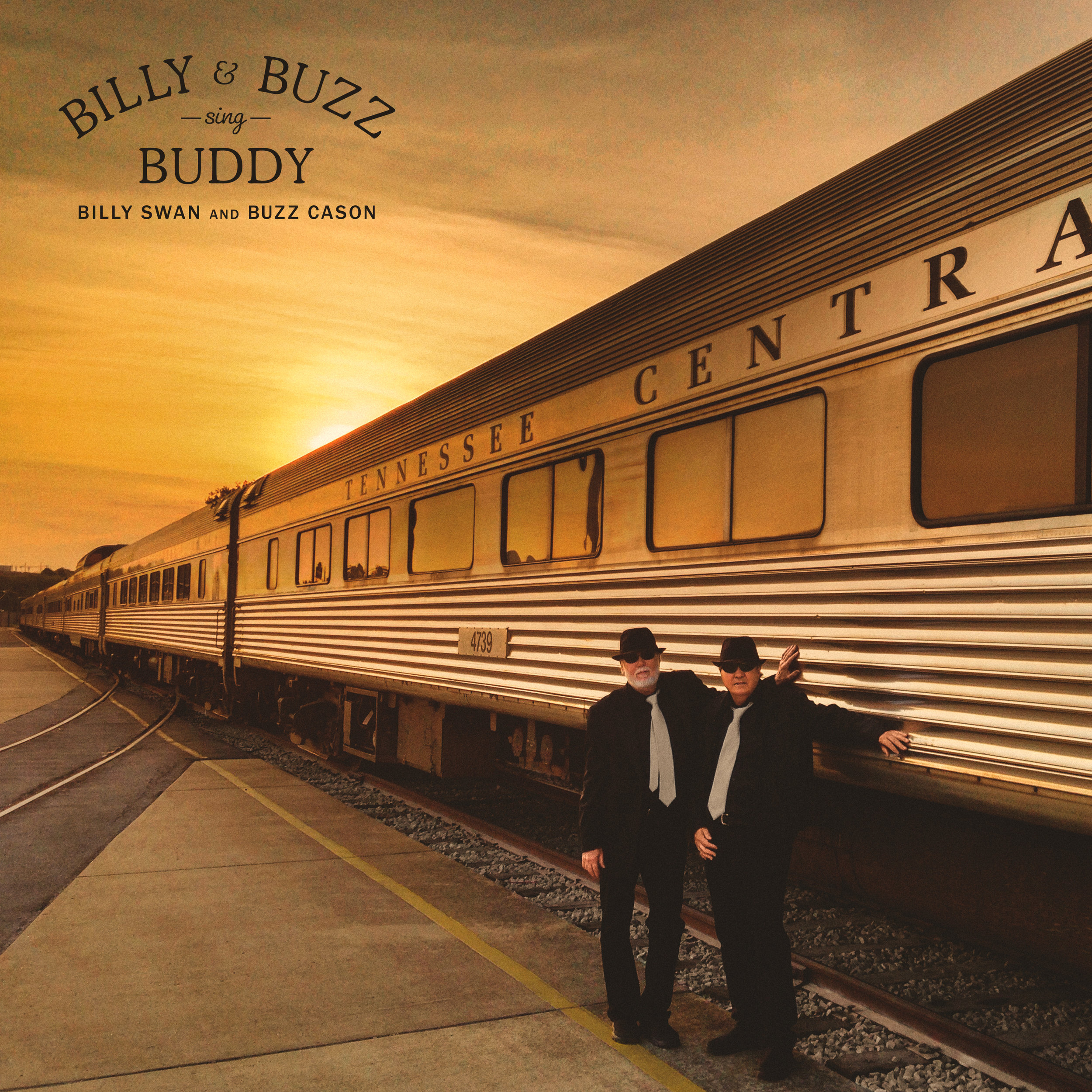 Billy & Buzz Sing Buddy (ArenA Recordings, 2018)
