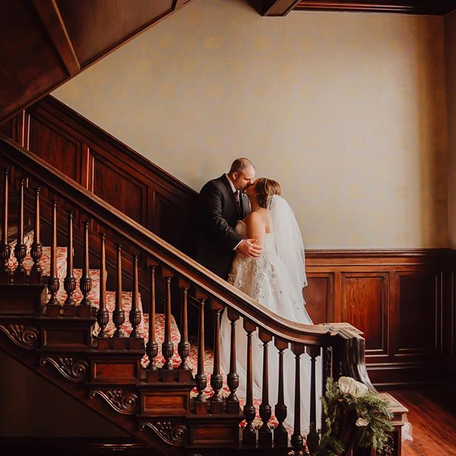 Jacquelyn & Andy {2•2•2019} 📷@studiotwelve52 • • • • #semplemansion #historicvenue #mslp #mslpwed #venue #mn #wedding #bestofmpls #mnwedding #bride