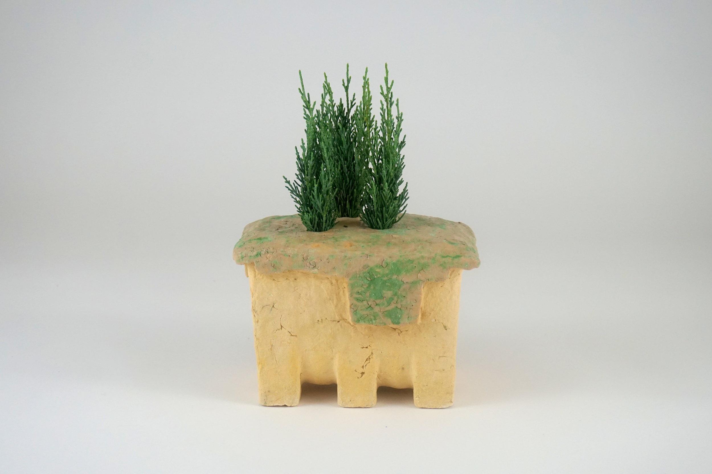 Vacant Lot Vase