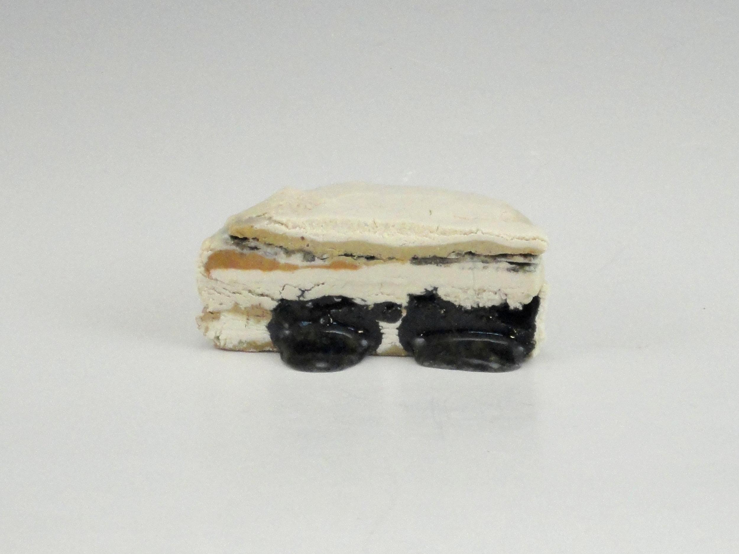 Oil Sands Layer Cake, half