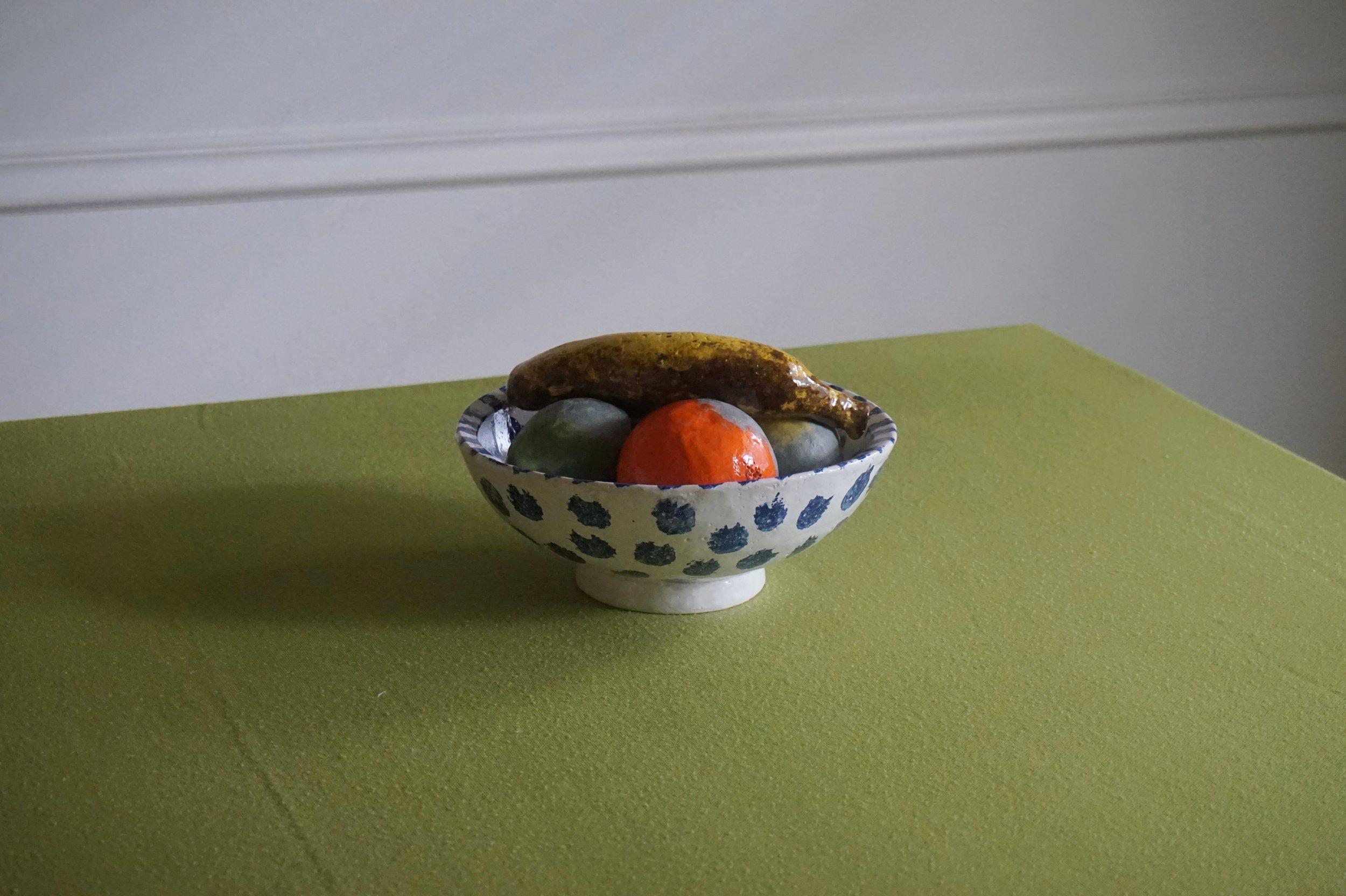 Bowl of Moldy Fruit
