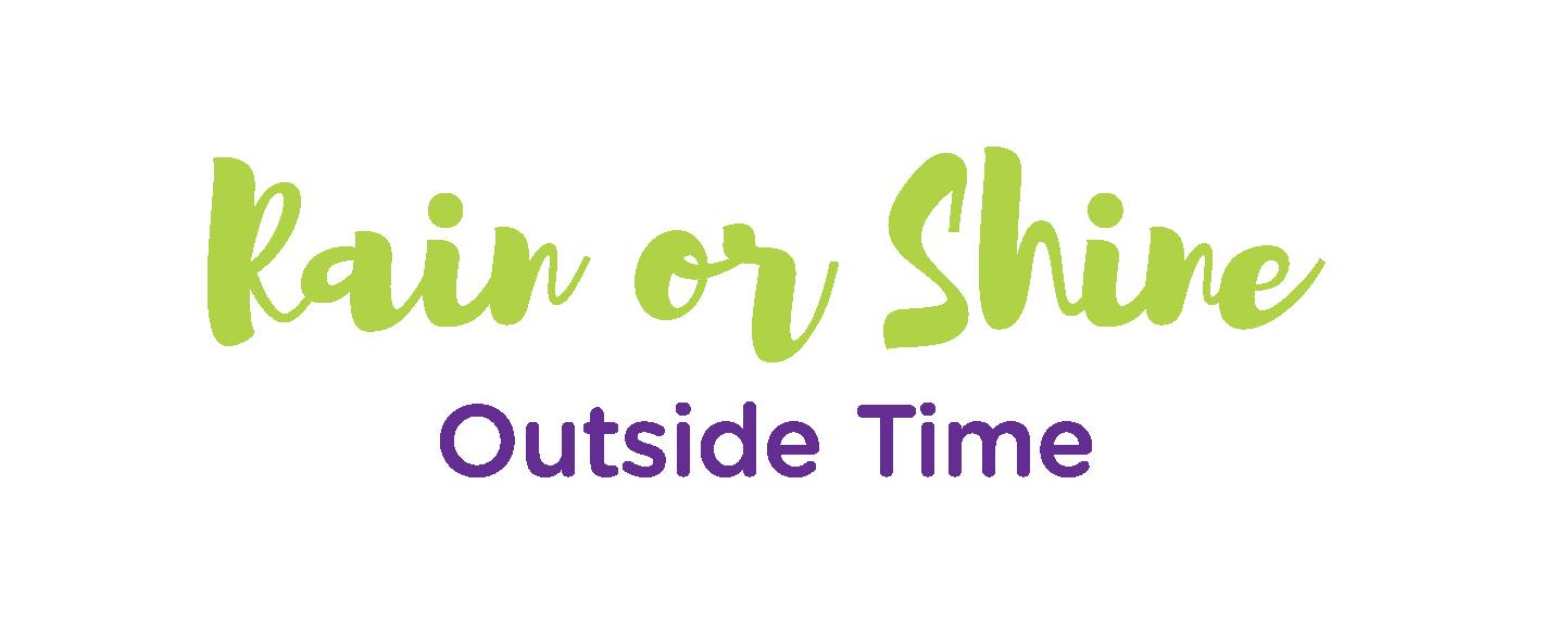 Rain or Shine Campaign Logo