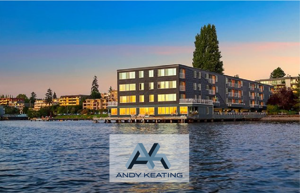 Kirkland, WA Represented Buyer / $710,000 733 Lake St S #312